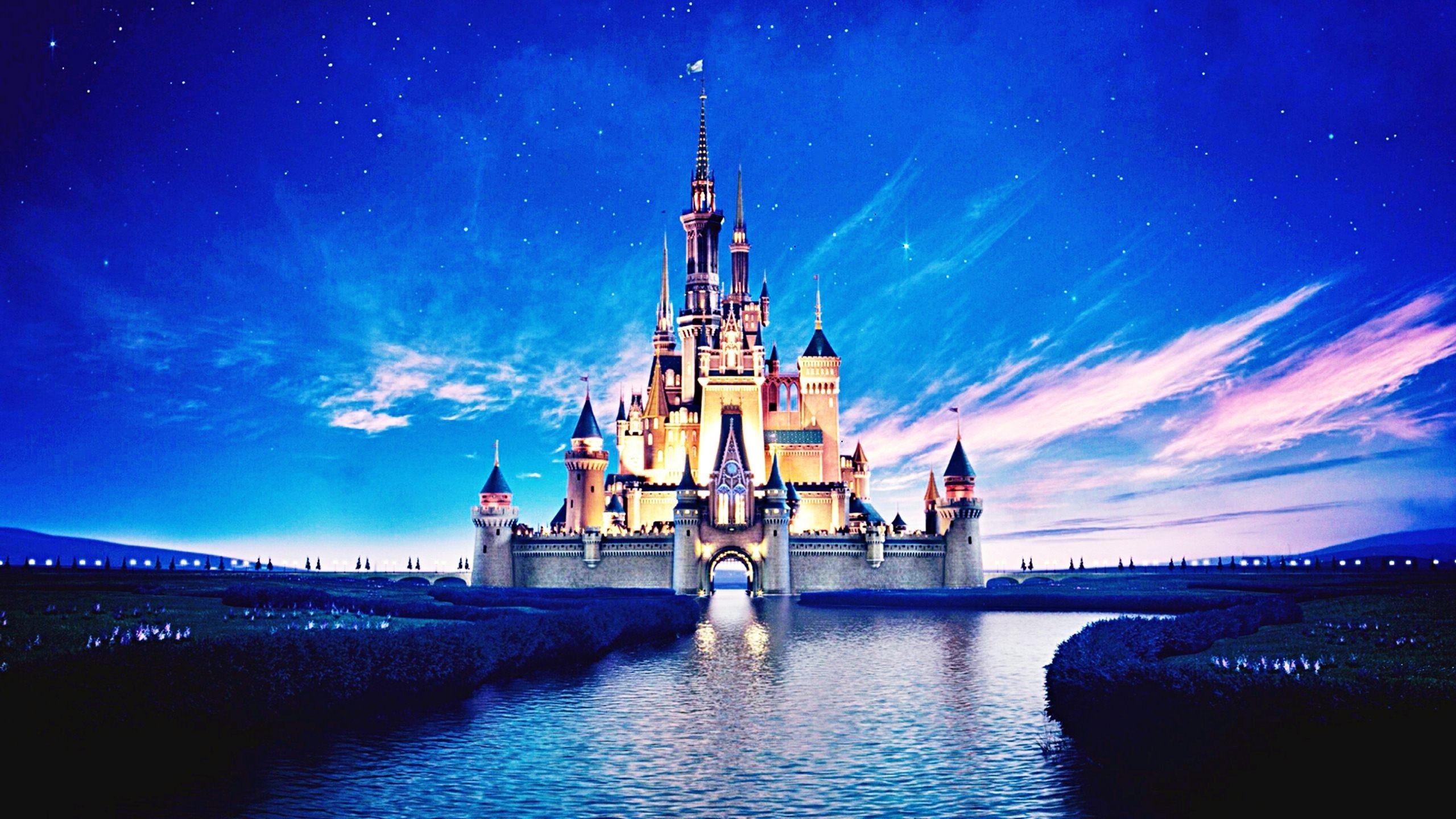 Disney Movies Hd Wallpapers: Disney Castle Wallpaper HD (72+ Images