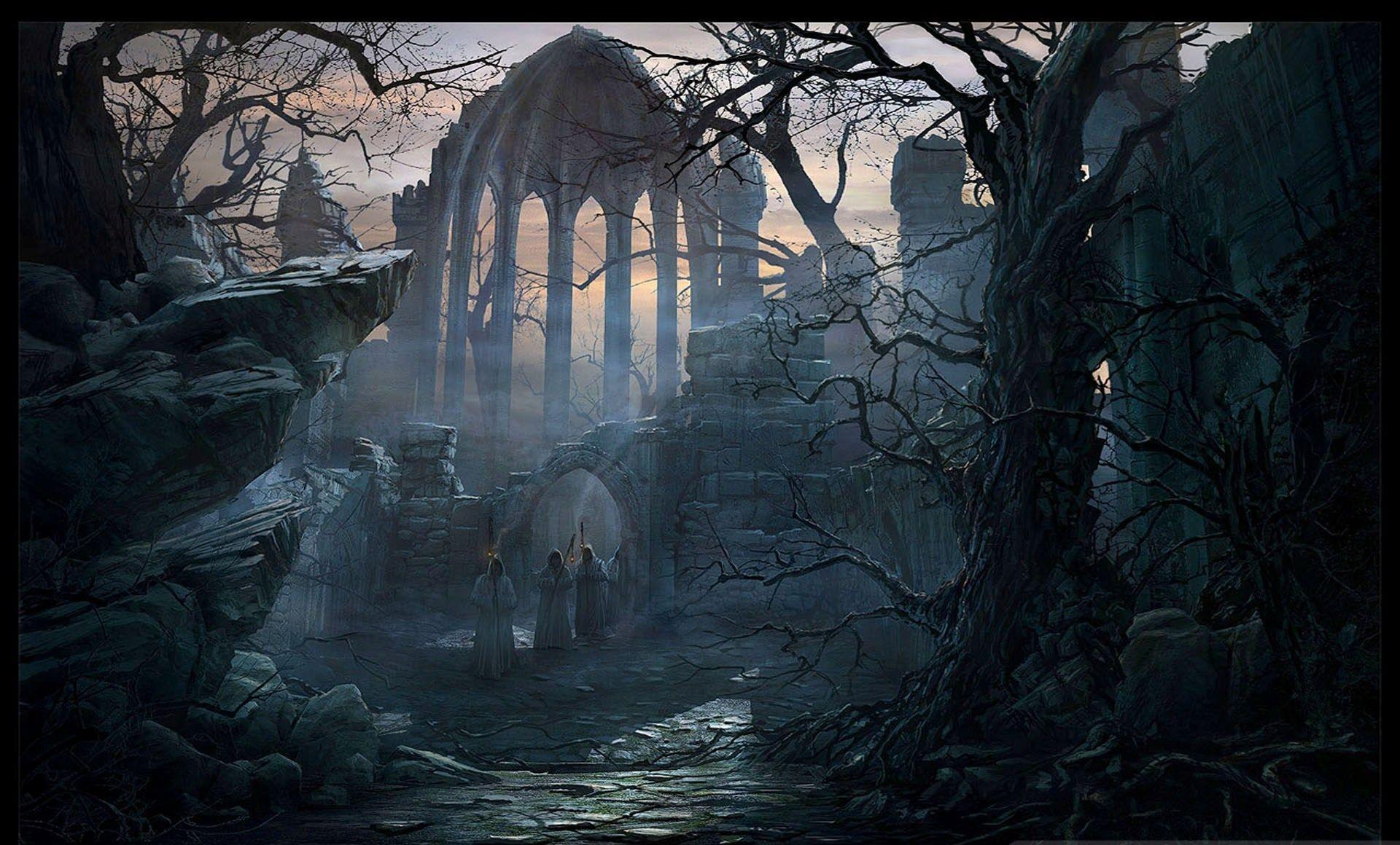 Gothic Background 50 Images