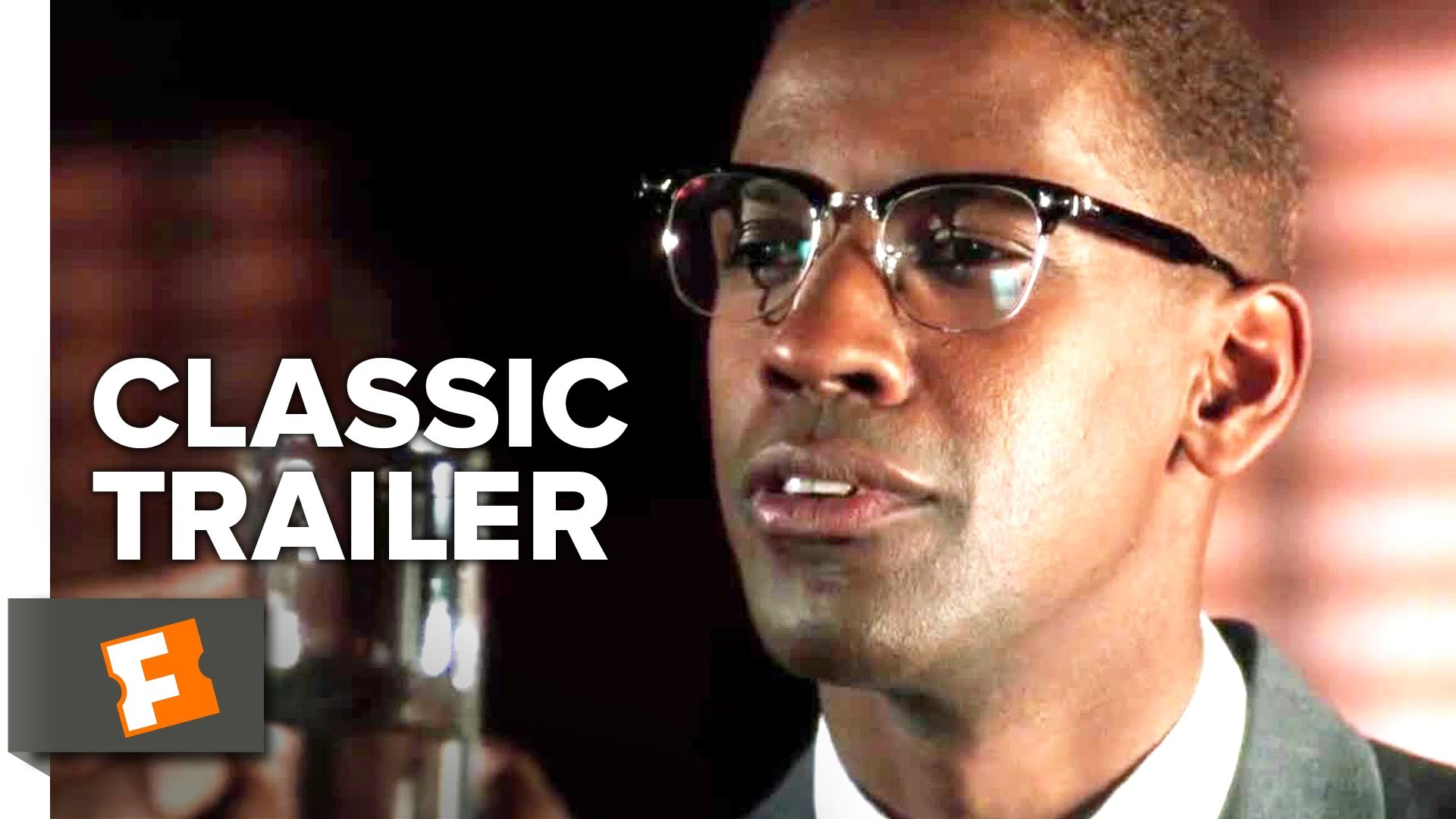 1920x1080 Malcolm X (1992) Official Trailer - Denzel Washington Movie HD - YouTube
