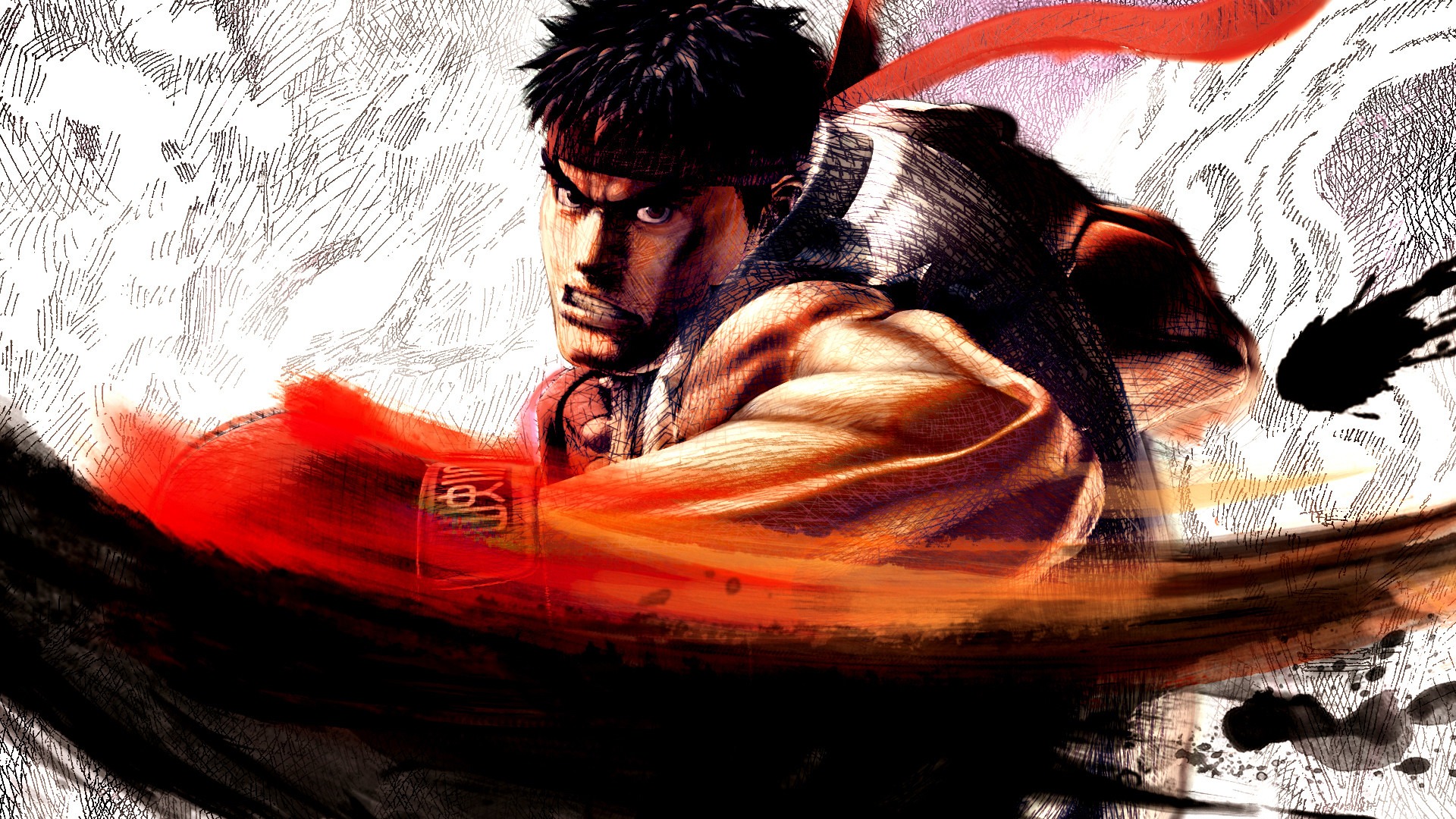 street fighter ryu wallpaper (61+ images)