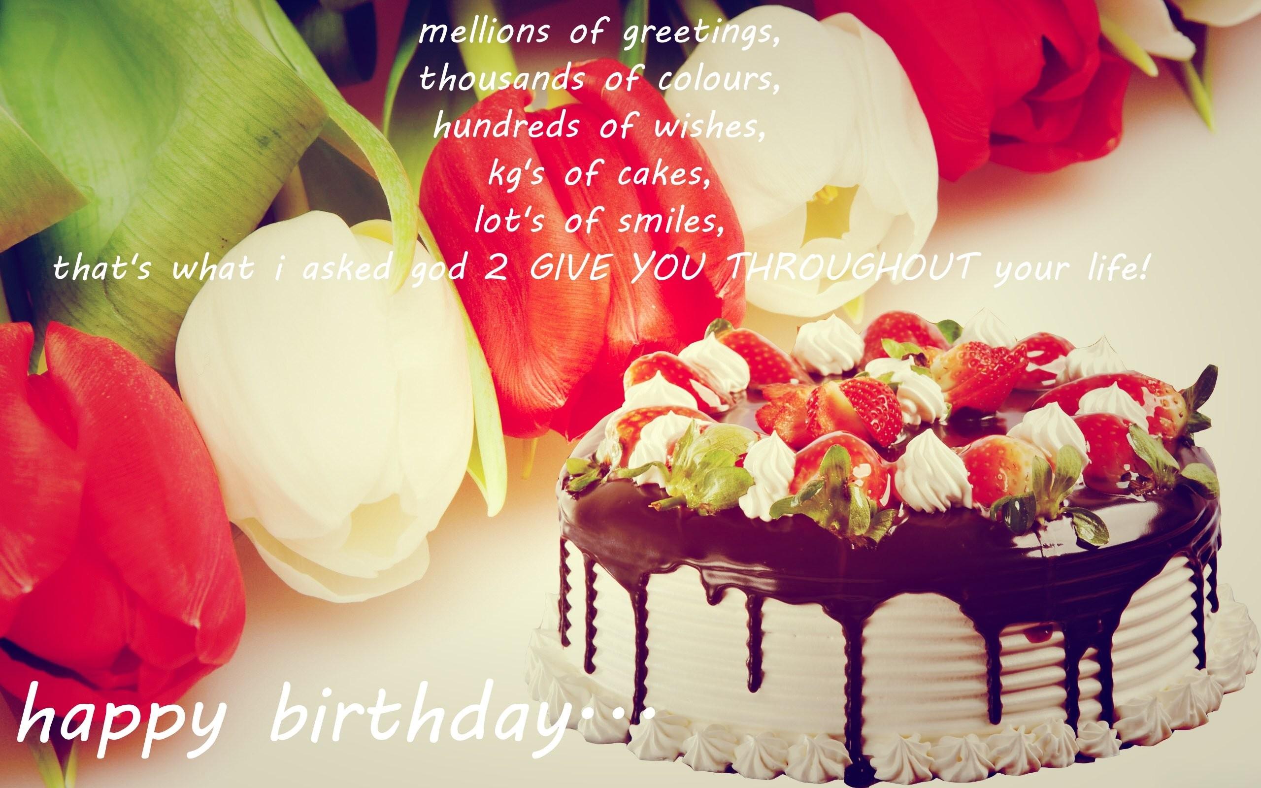 Birthday Cake With Name Karishma
