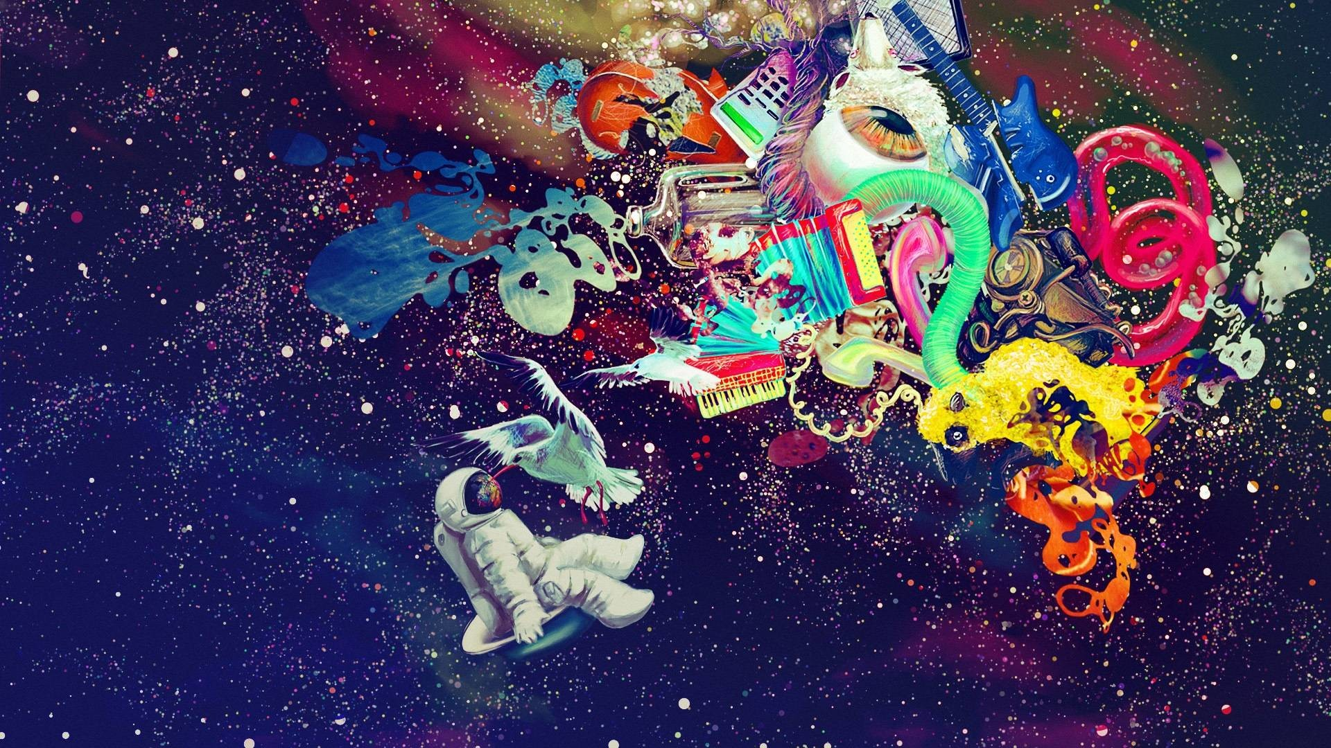 1920x1080 Trippy HD Desktop Wallpaper 23352