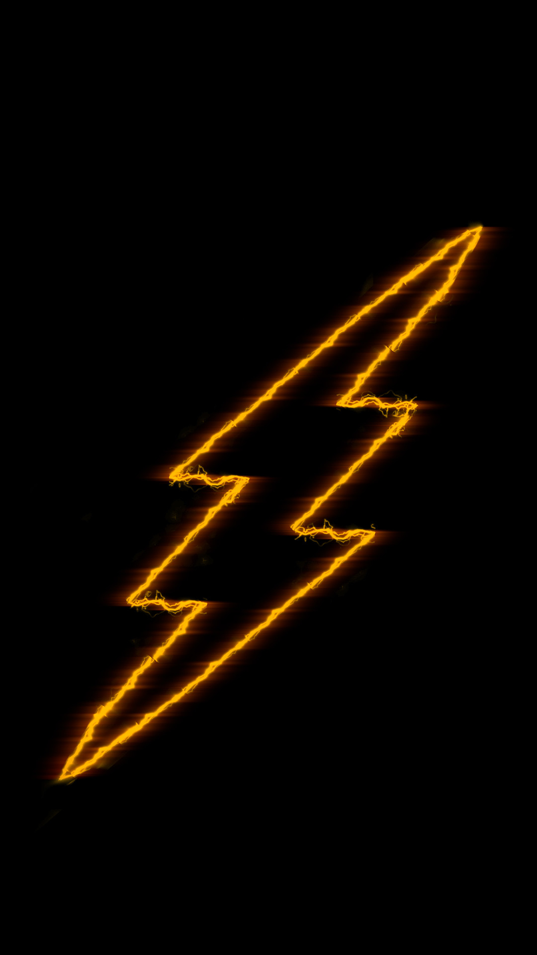1080x1921 The Flash Logo Wallpaper Free Custom Made iPhone 6/6S wallpaper. Use for  FREE