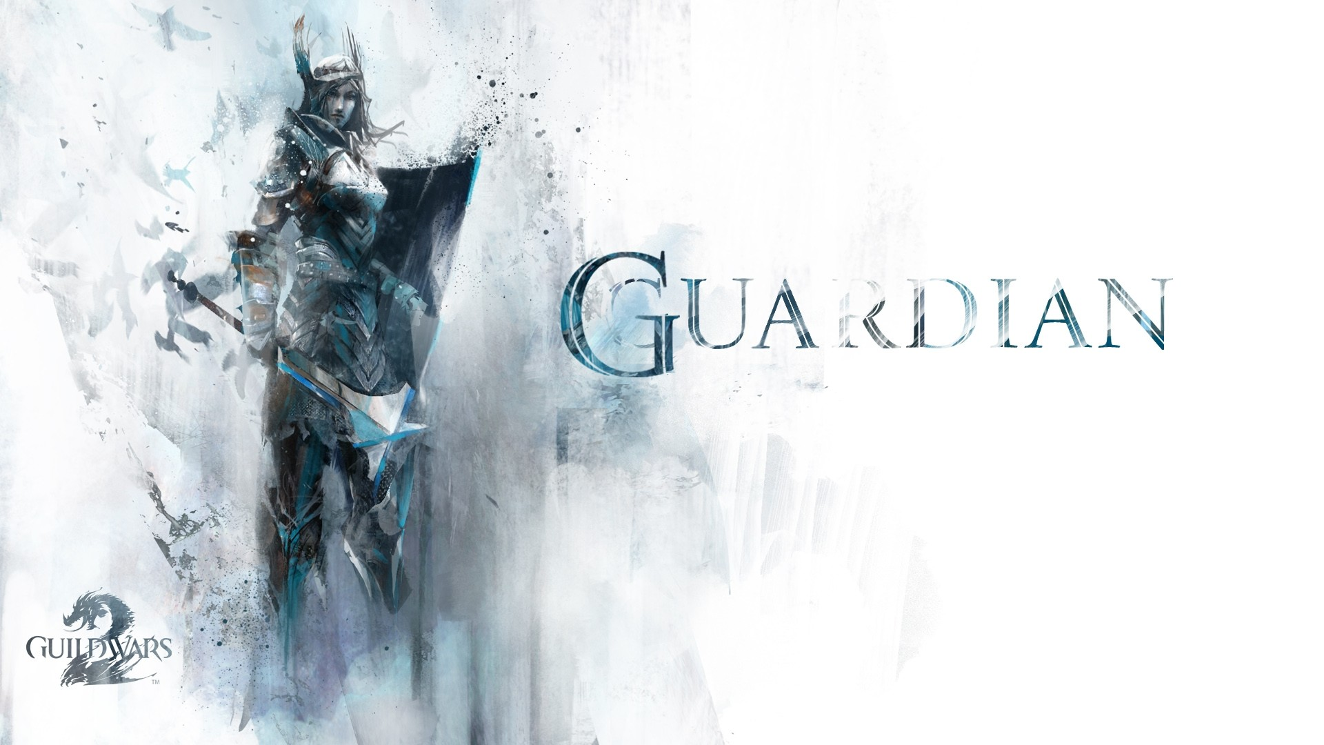 1920x1080 guild wars 2, guardian, shield