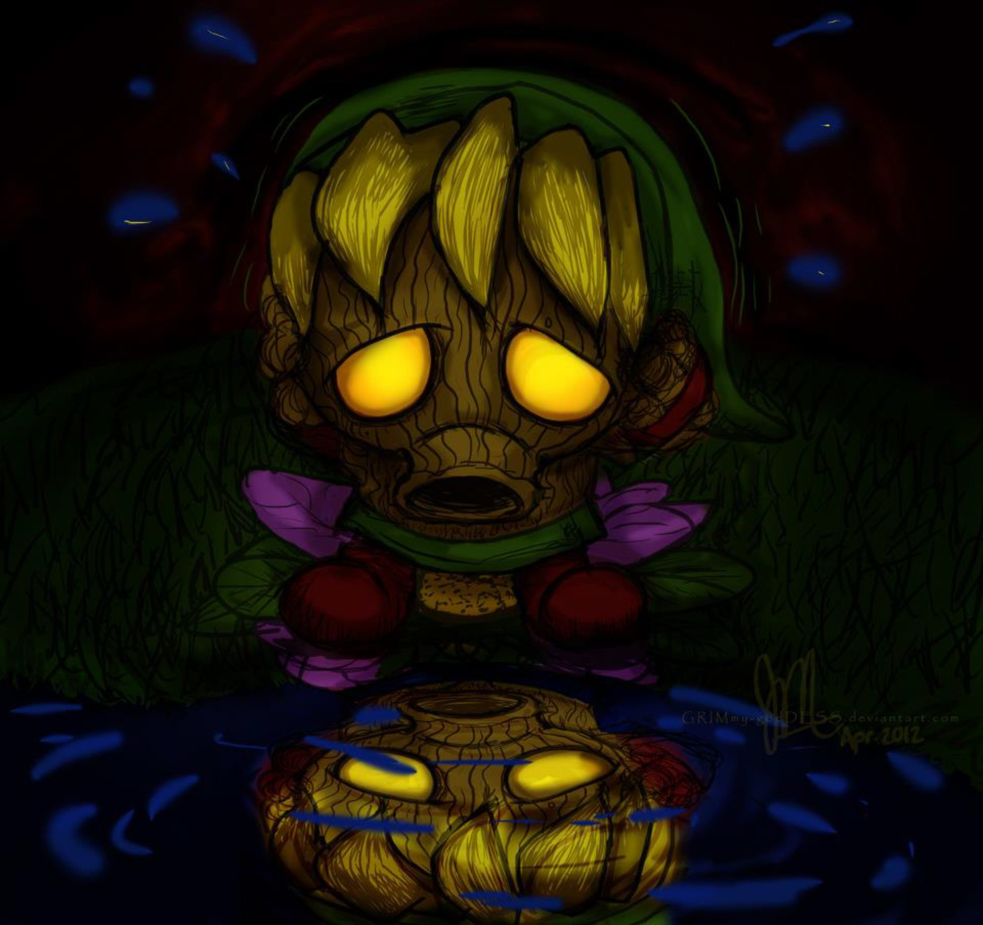 1920x1808 1920x1280 The Legend of Zelda: Majoras Mask, The Legend of Zelda, Video  games,