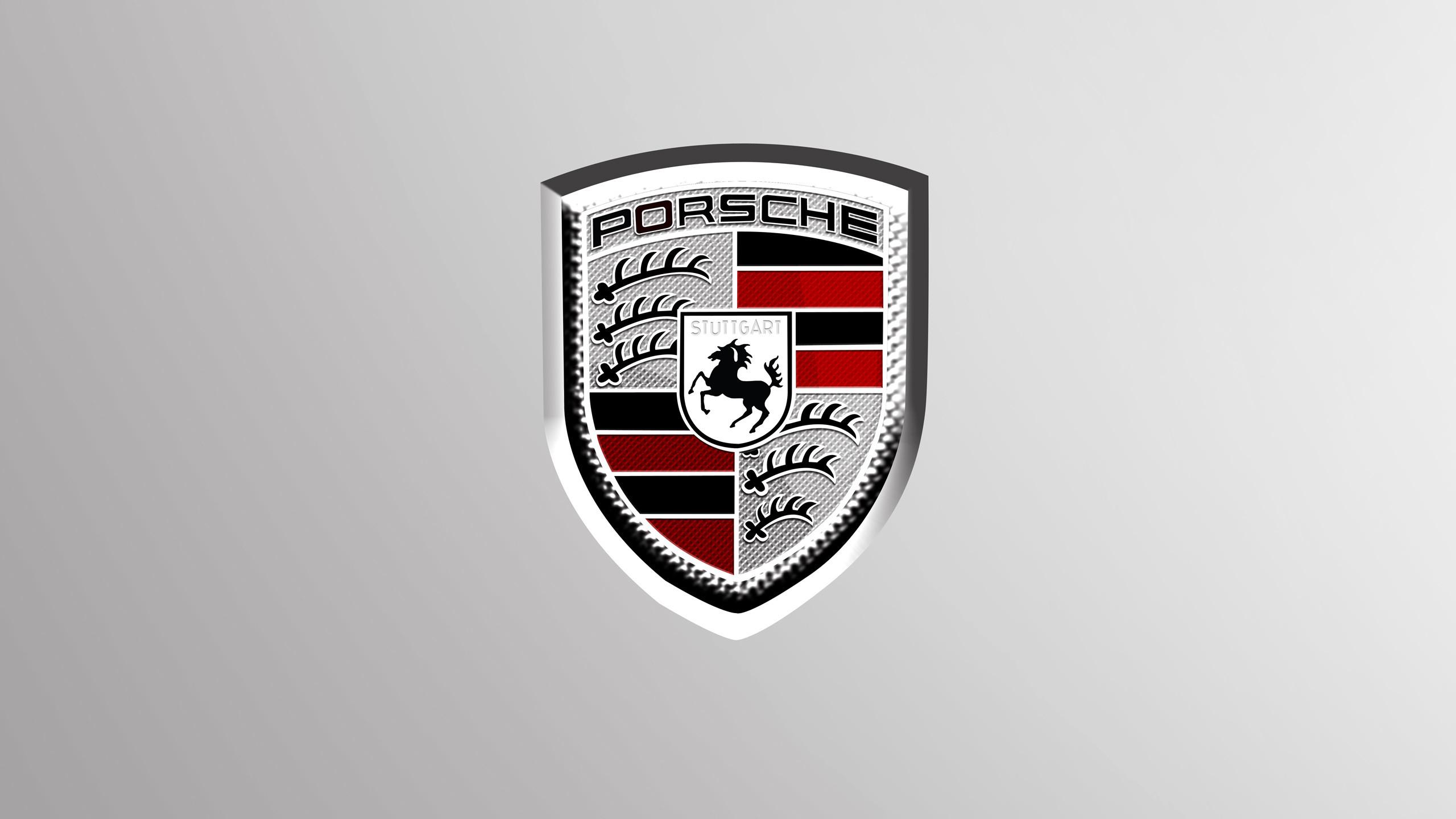 2560x1440 Porsche Logo HD 41458