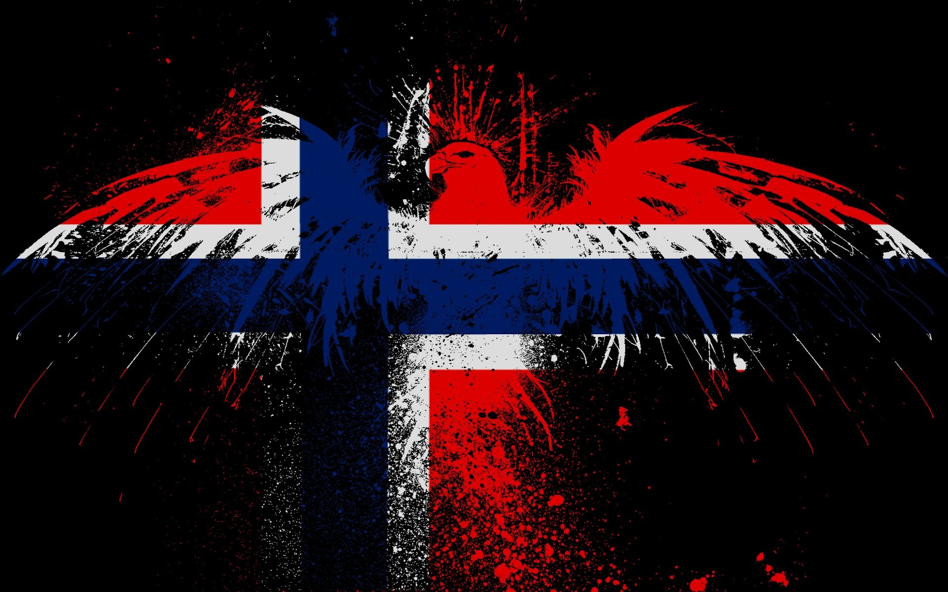 1920x1200 Norwegian eagles Norway flags wallpaper |  | 244429 | WallpaperUP