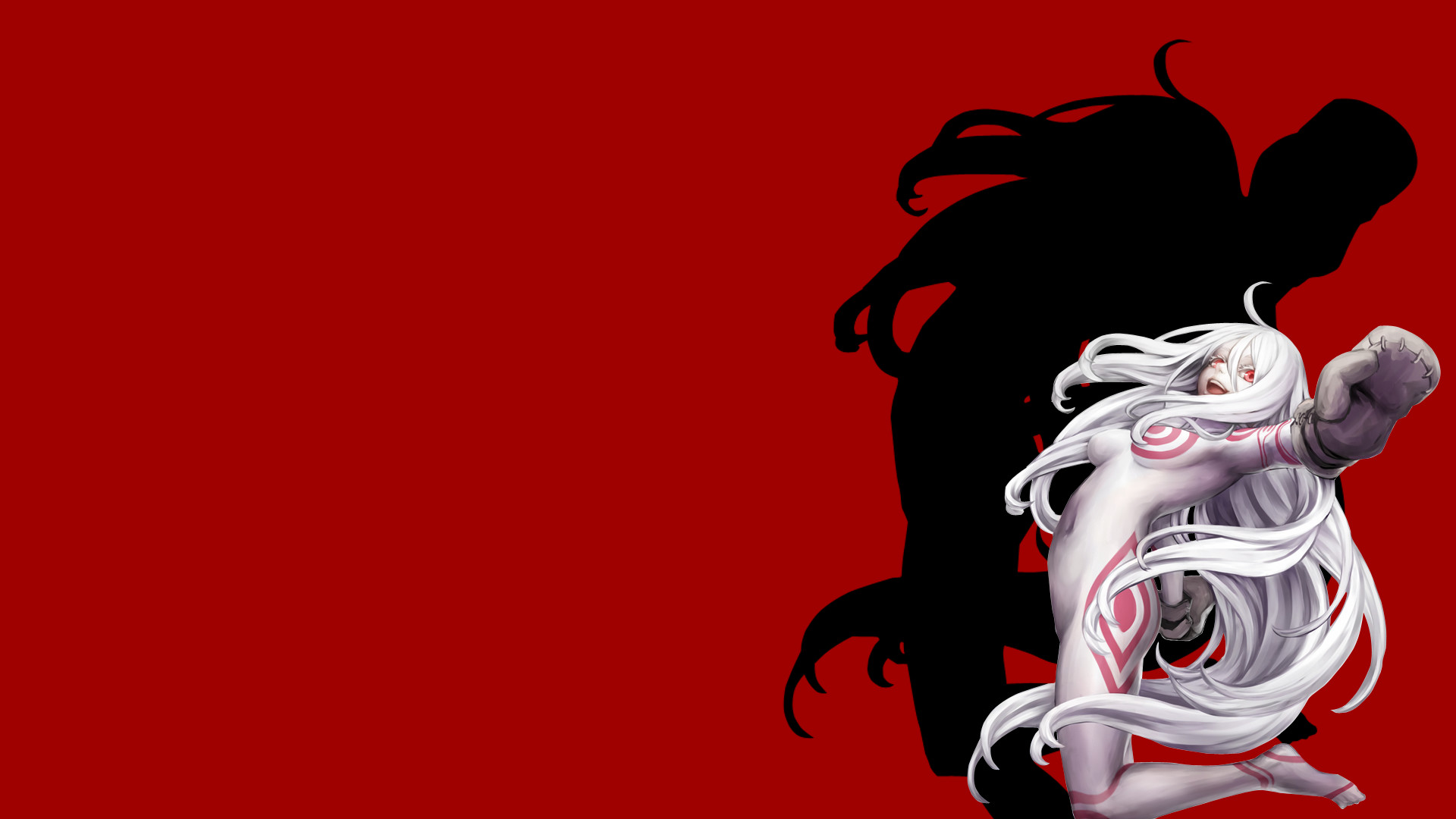 1920x1080 Shiro Deadman Wonderland Wallpaper No Logo by SaitamaOP on