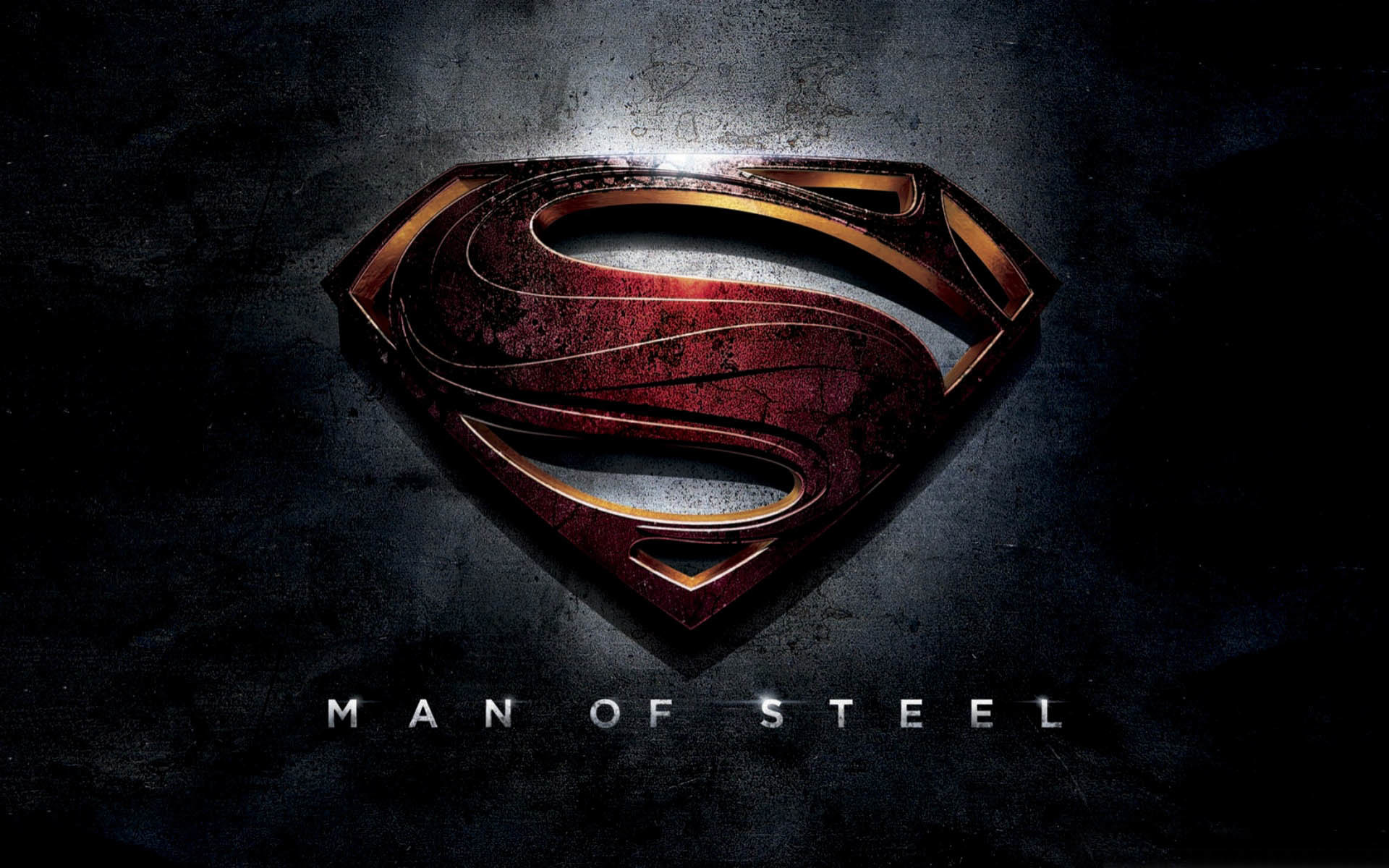 1920x1200 Superman Man of Steel Logo Exclusive HD Wallpapers #1898