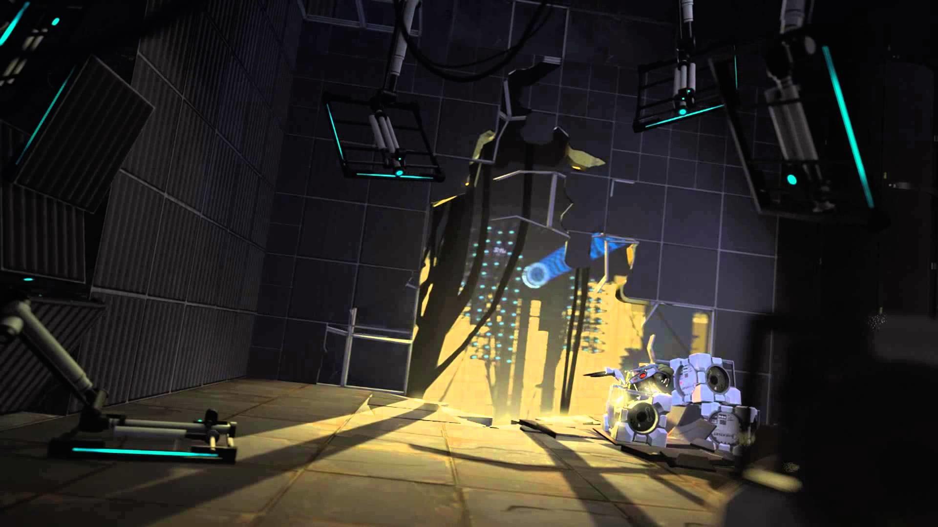 Portal 2 Background (84+ images)