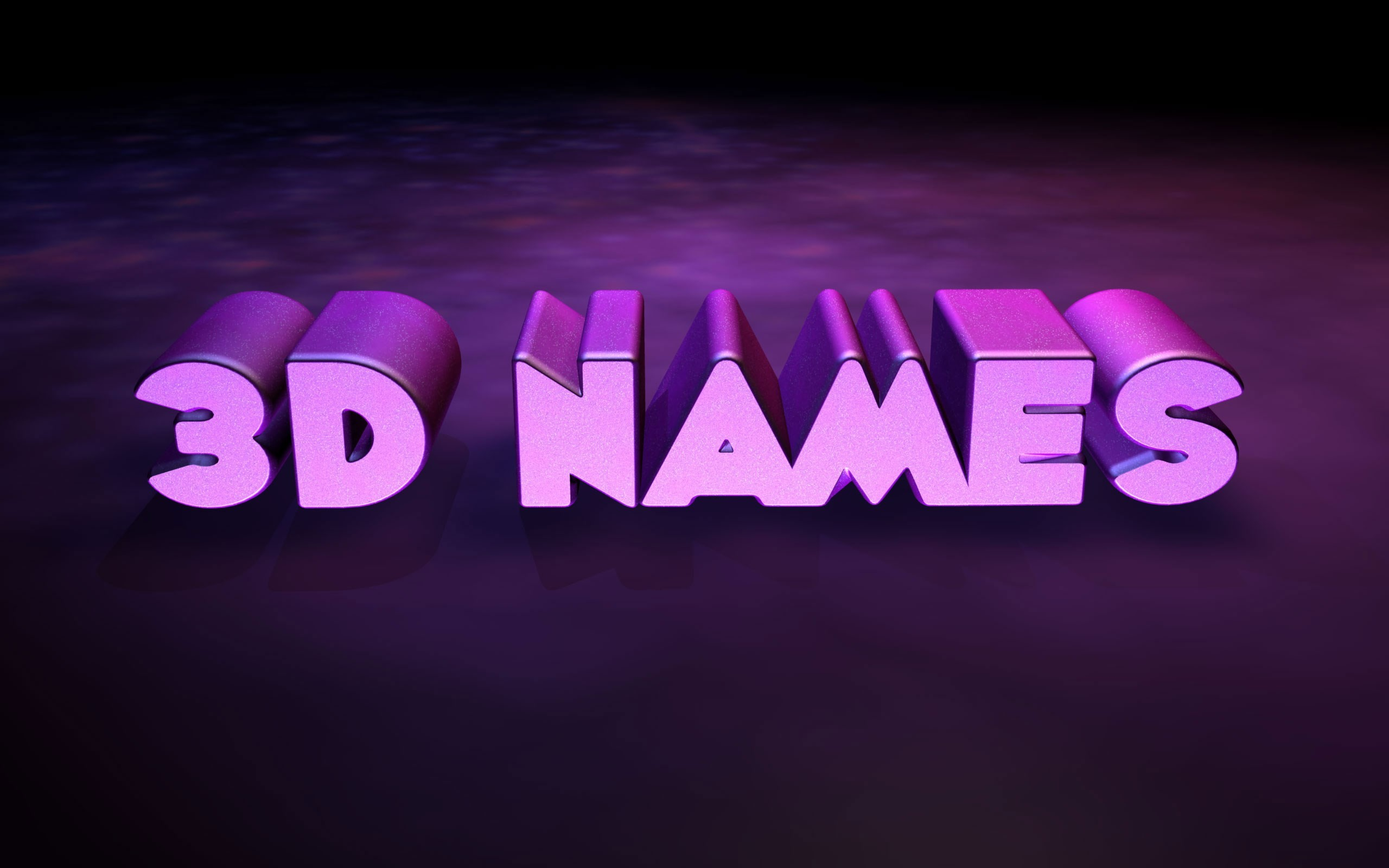 3d names wallpaper (52+ images)