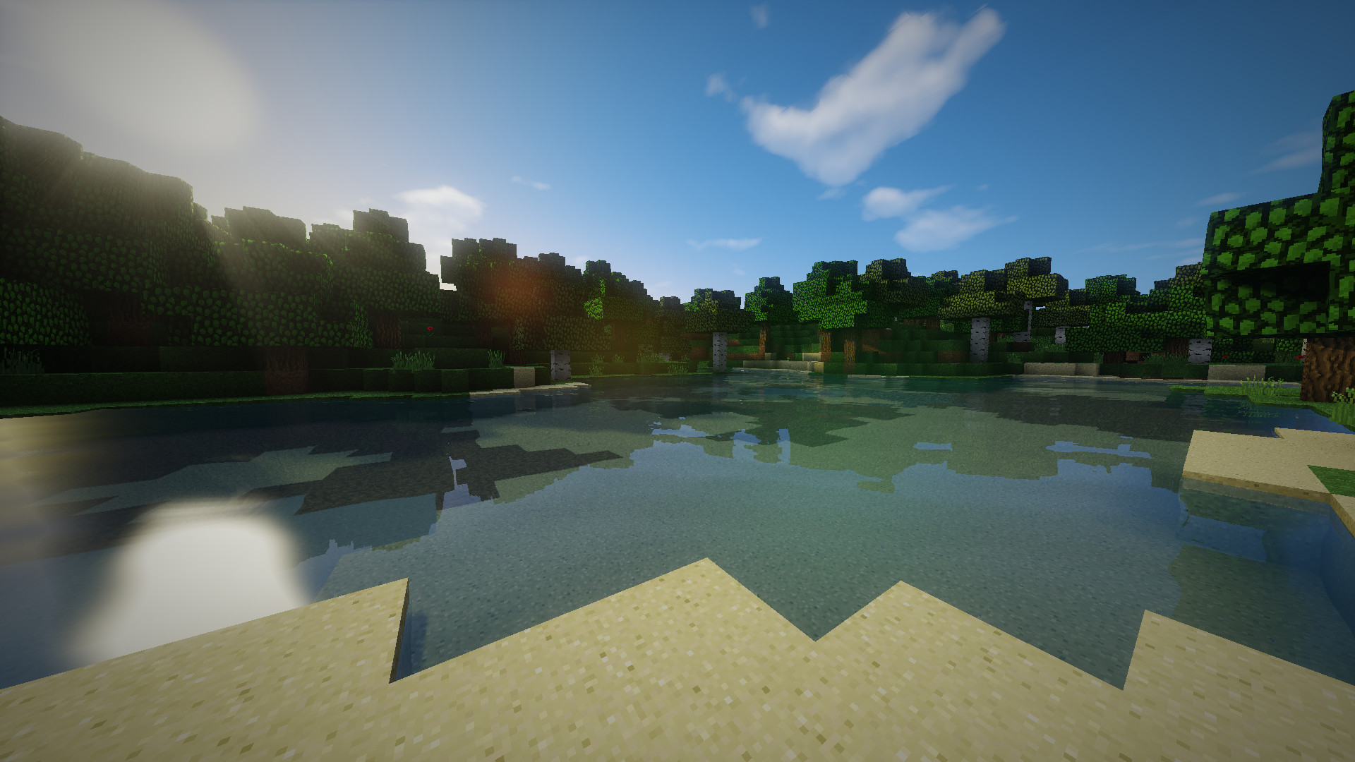 Minecraft Shaders Wallpapers Hd For Windows 10: Epic Minecraft Background (67+ Images