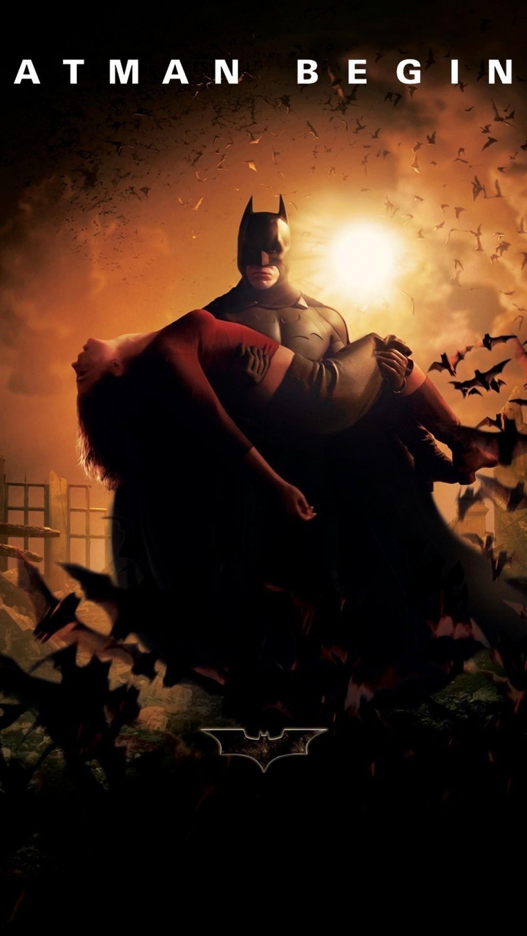 Batman Begins Hd
