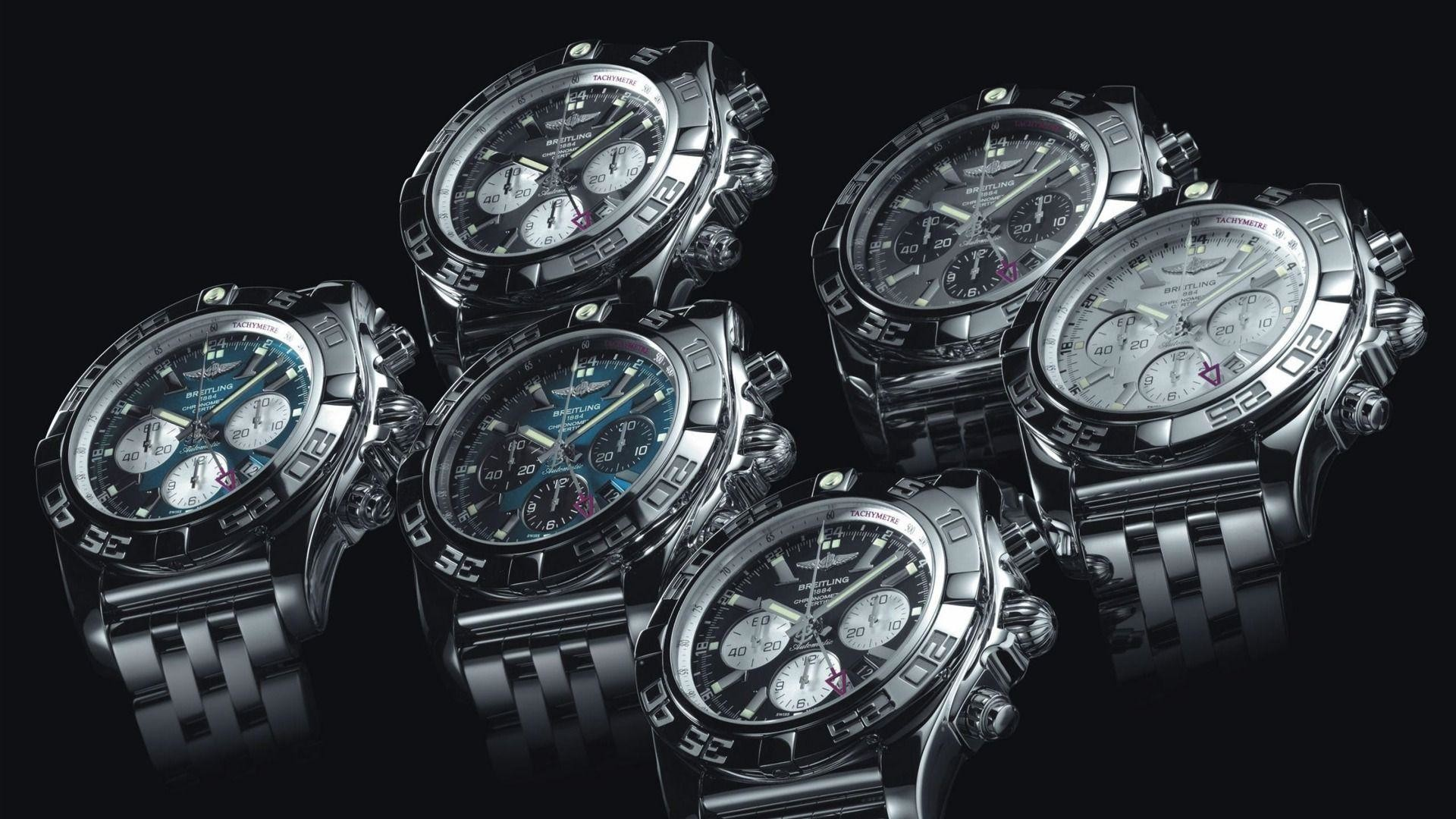 1920x1080 Clock Watch Breitling Chronomat-Fashion watches wallpaper .