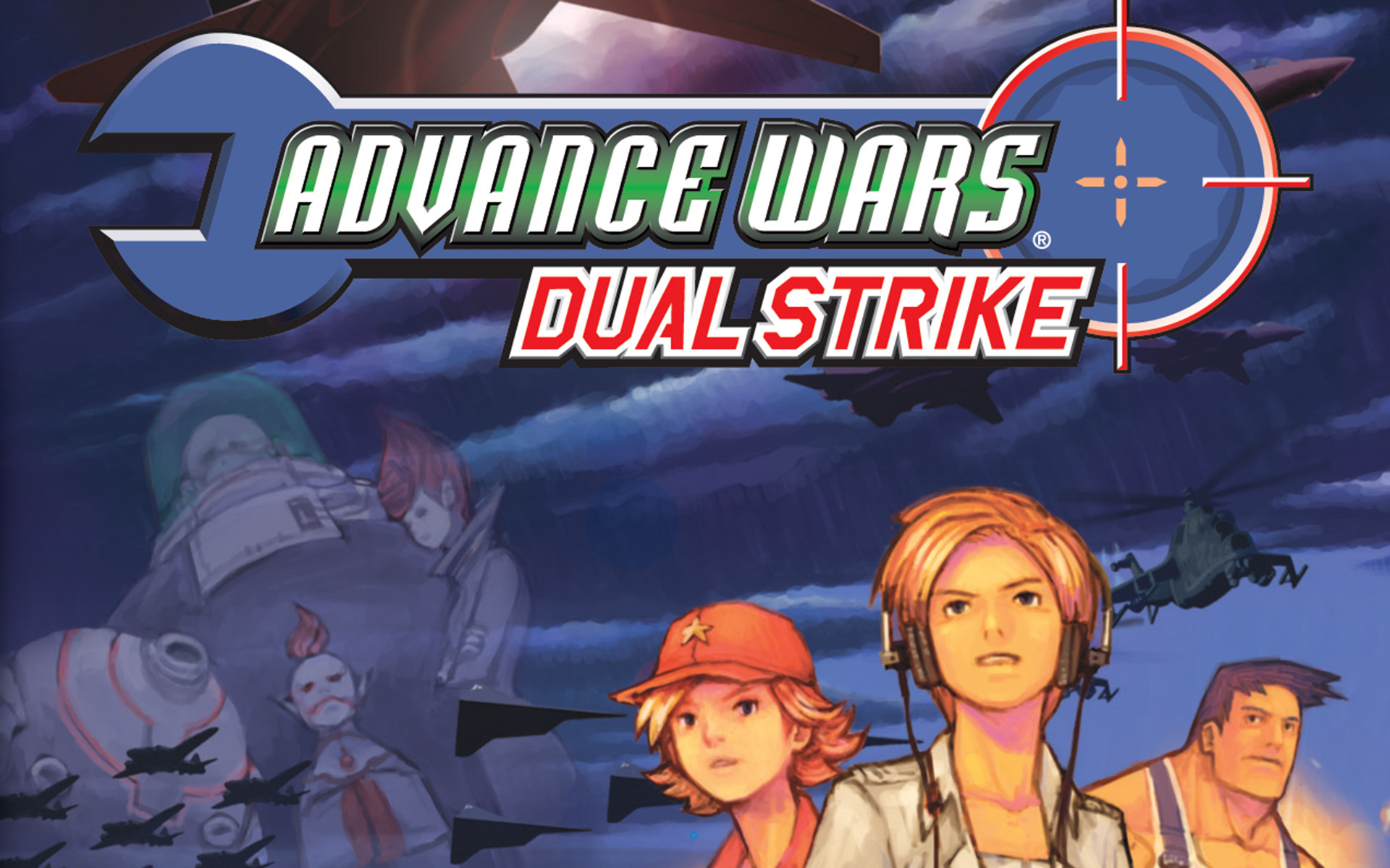1920x1200 Top Images for Advance Wars Dual Strike Wallpaper on picsunday.com.  01/04/2019 to 04:49