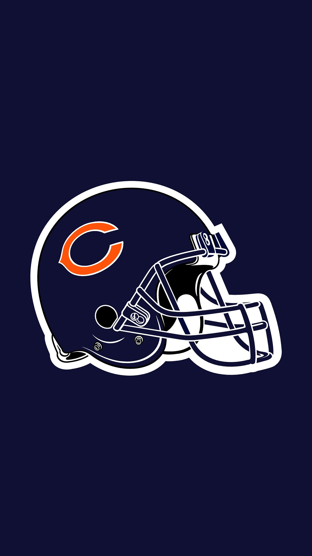 1080x1920 Chicago Bears NFL IPHONE WALLPAPER Pinterest Chicago Bears