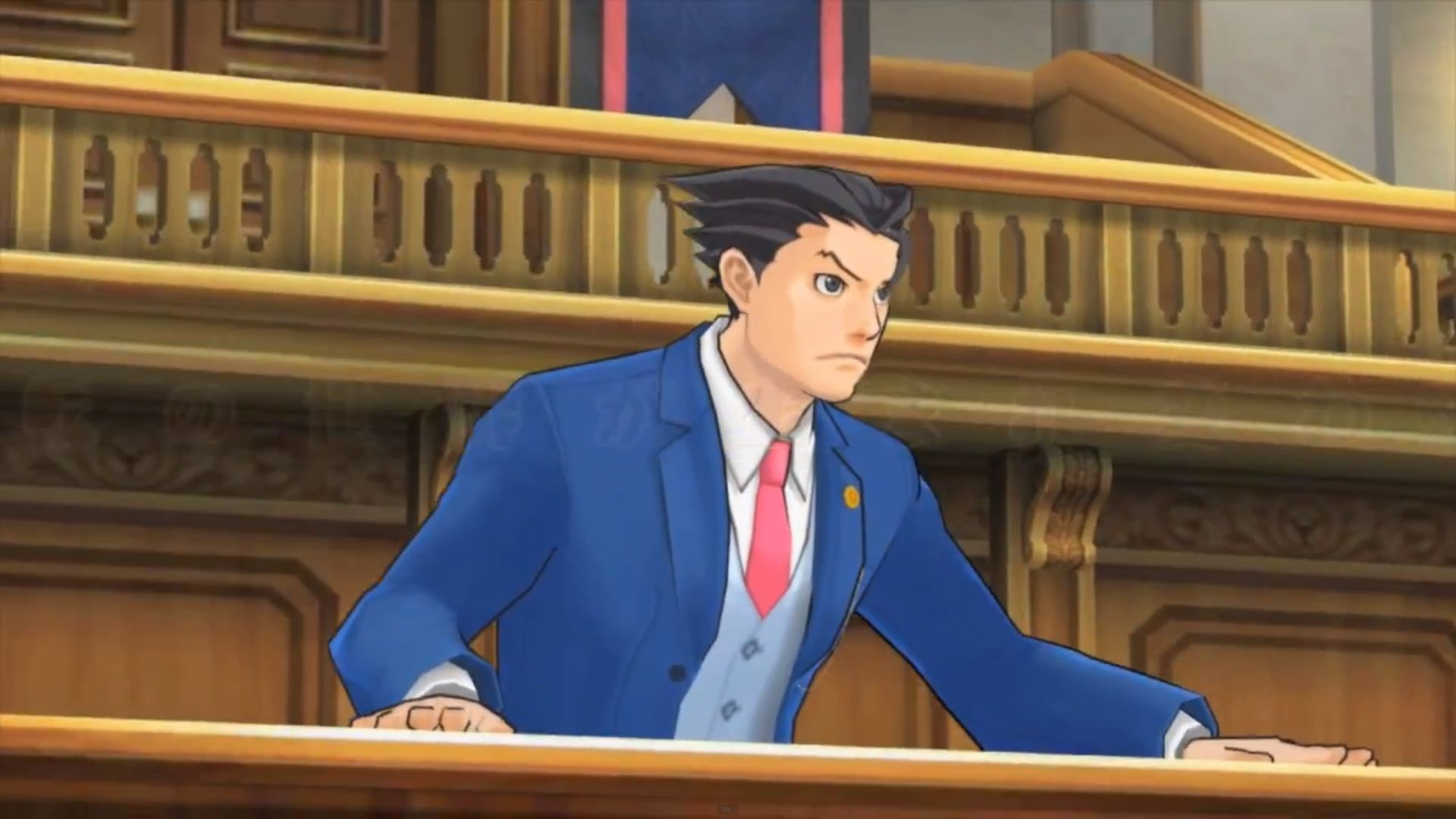 1920x1080 Remastered Phoenix Wright: Ace Attorney Trilogy Comparison Images - Pure  Nintendo