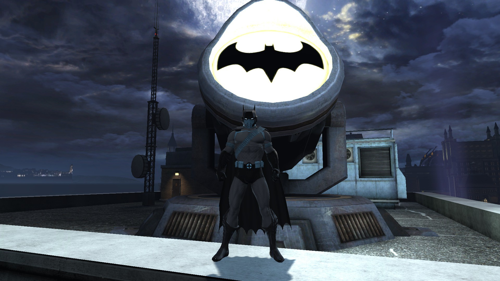 1920x1080 ... DCUO Jason Todd (Battle for the Cowl comic) pose by Kenred2