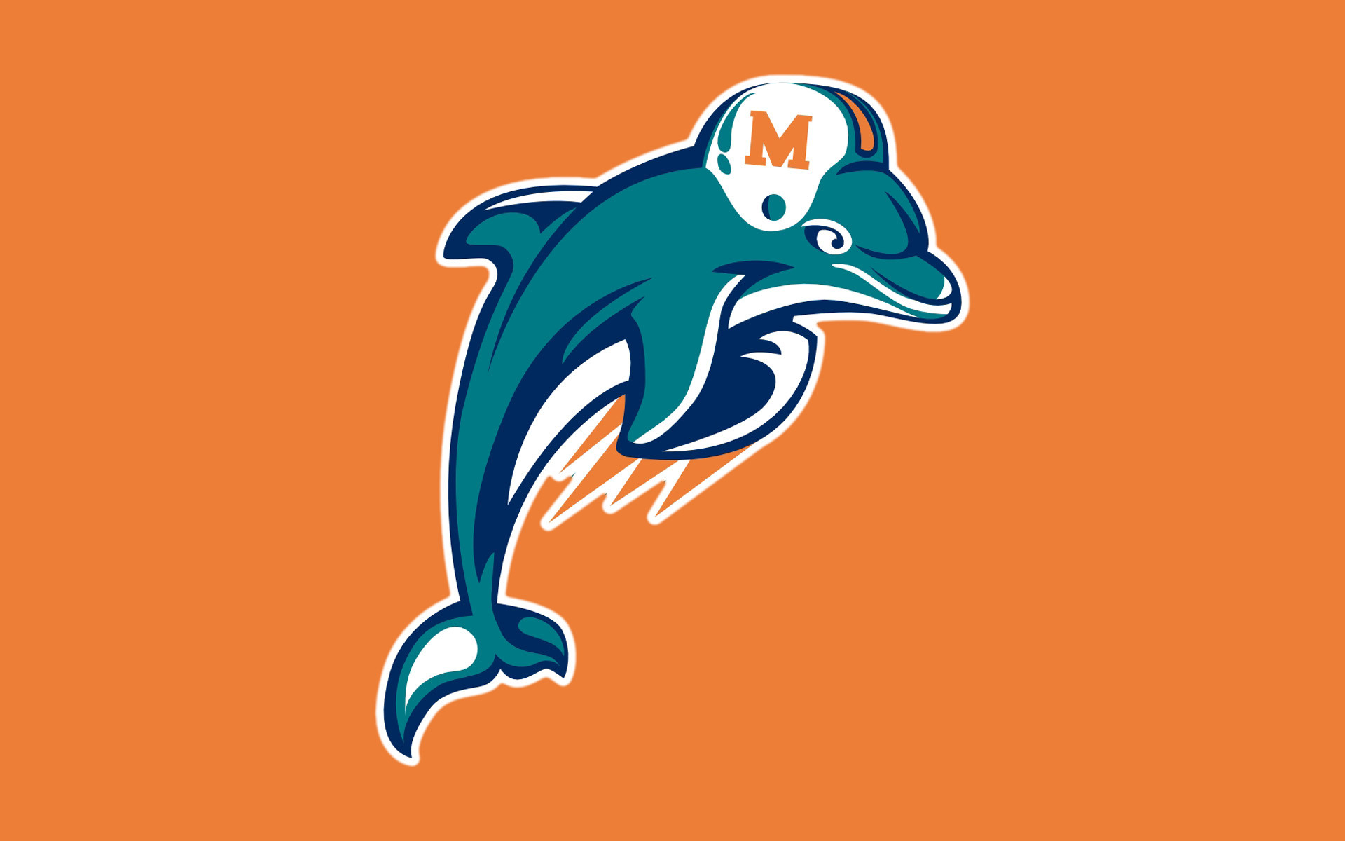 1920x1200 The Miami Dolphins are a professional American football team based in the  Miami metropolitan area.