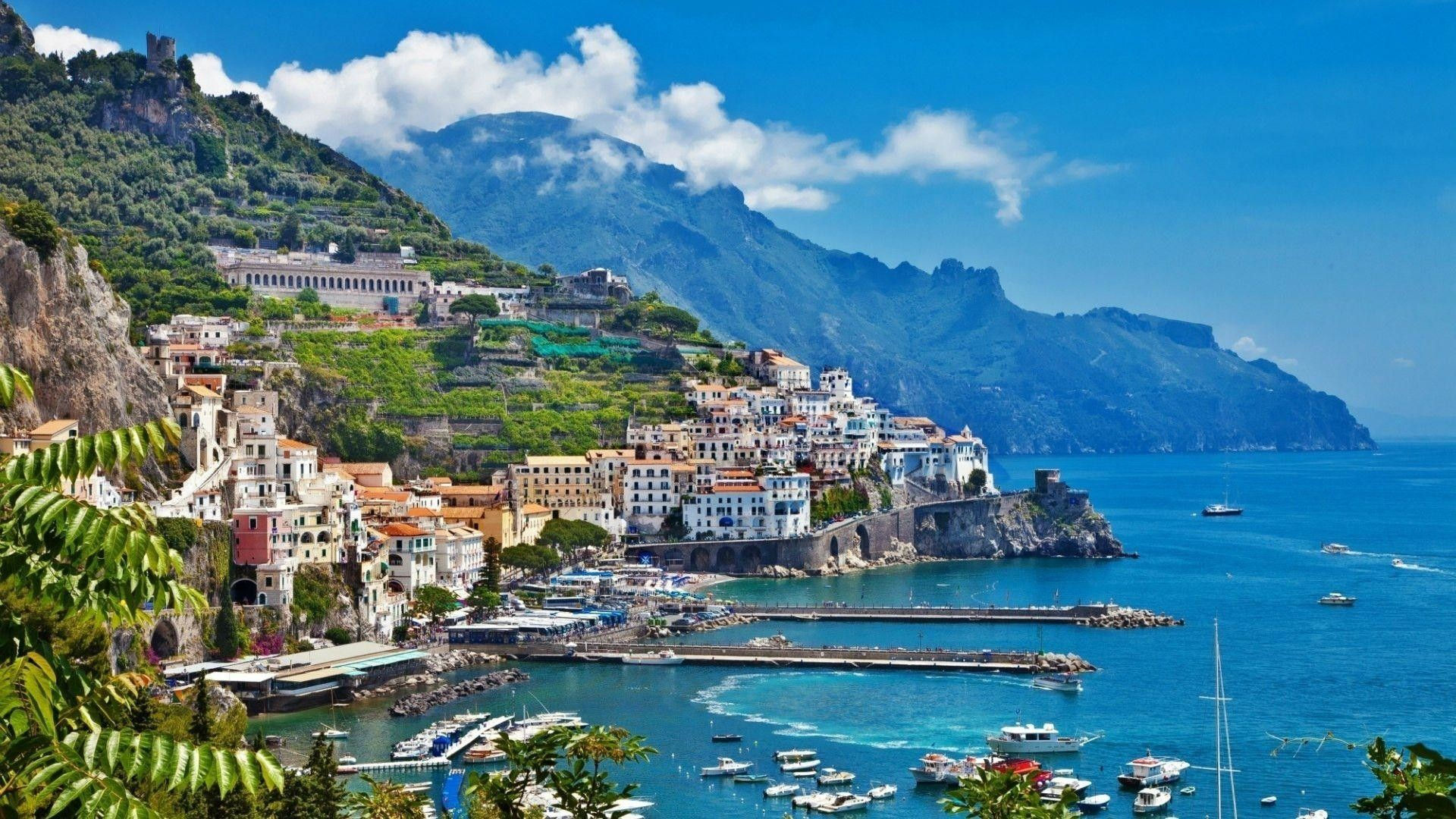 1920x1080 amalfi, italy Computer Wallpapers, Desktop Backgrounds 1920x1080 .