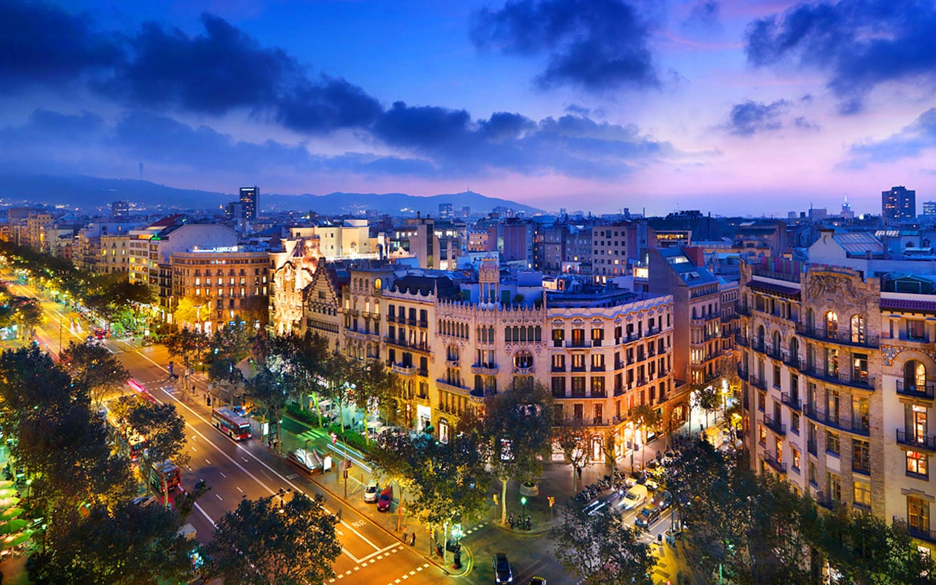 Barcelona City Wallpapers (70+ images)