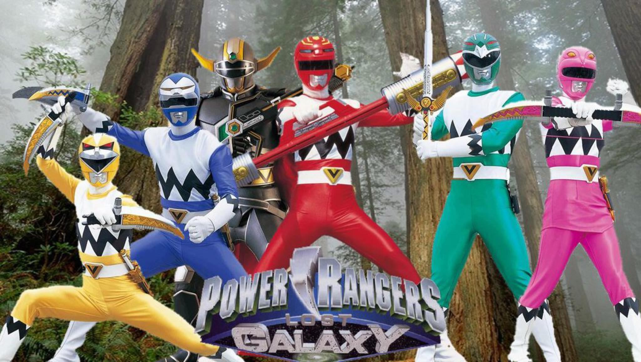 Power Rangers Jungle Fury Wallpaper (64+ images)