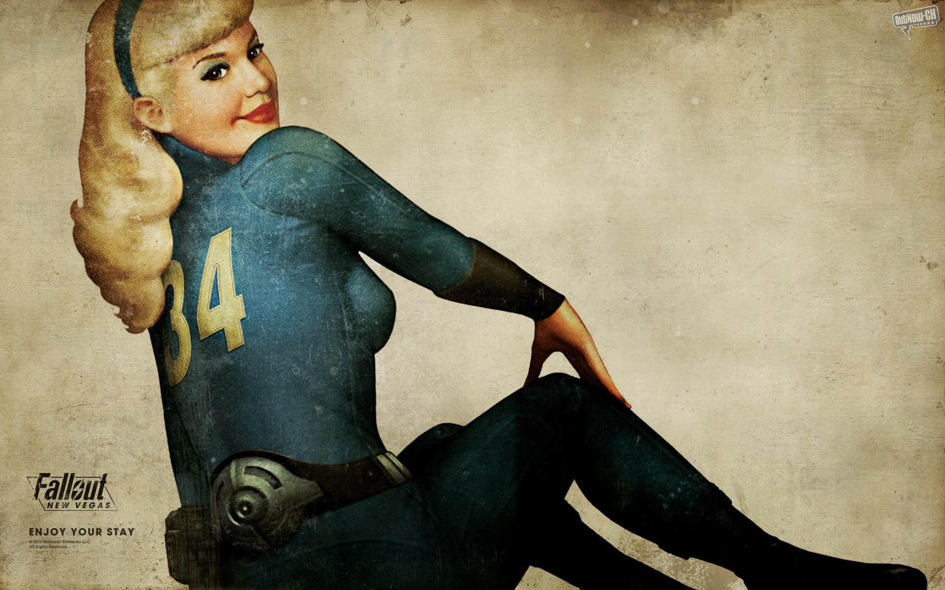 1920x1200  Fallout: New Vegas desktop PC and Mac wallpaper
