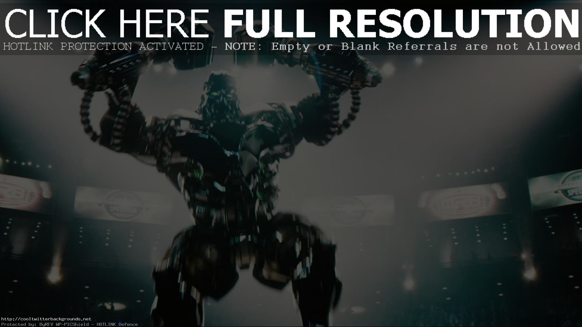 1920x1080 real steel movie poster robot wallpaper twitter background
