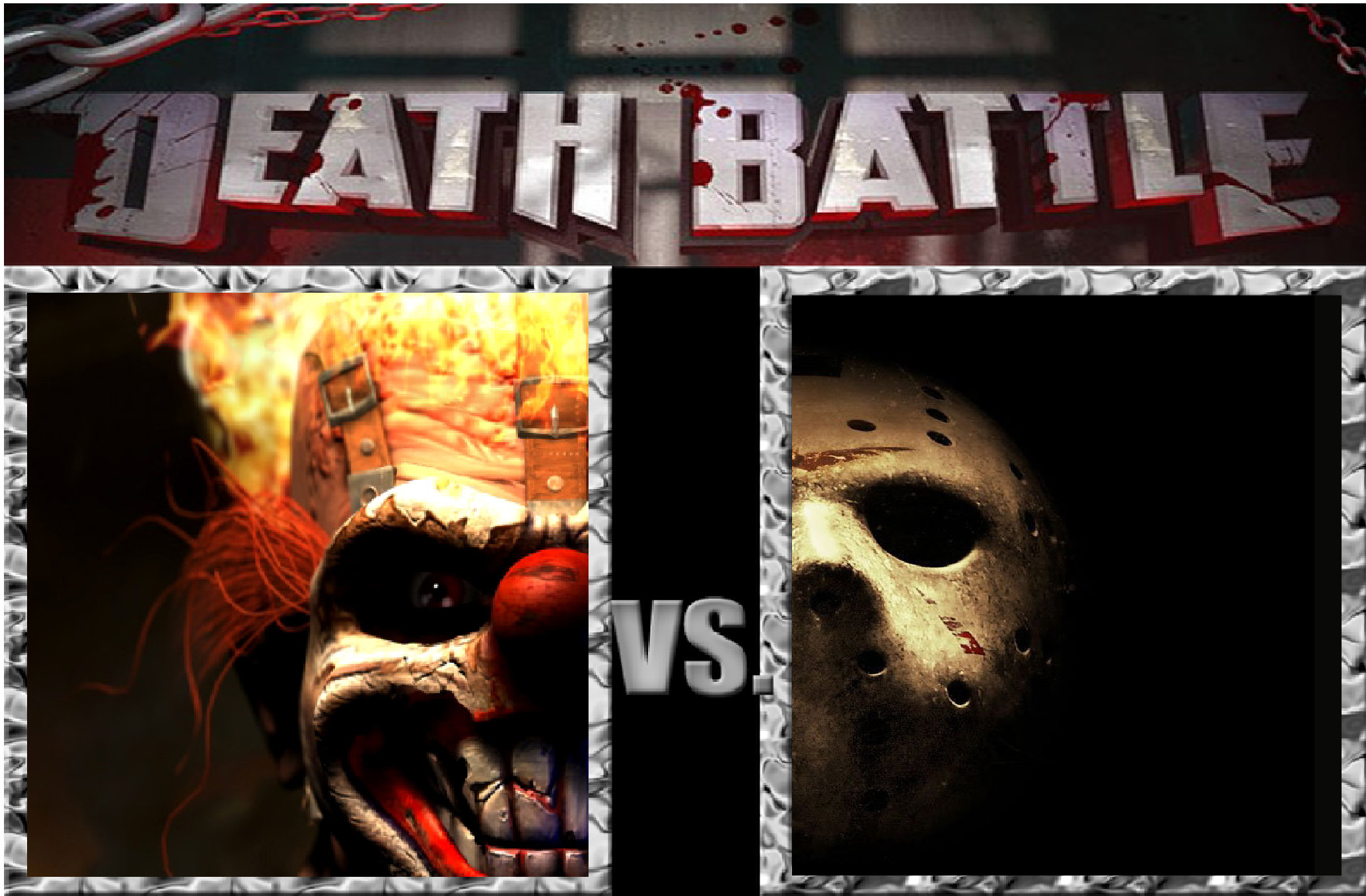 2068x1356 Needless Kane of Twisted Metal versus Jason Vorhees of Nightmare on Friday  the 13th