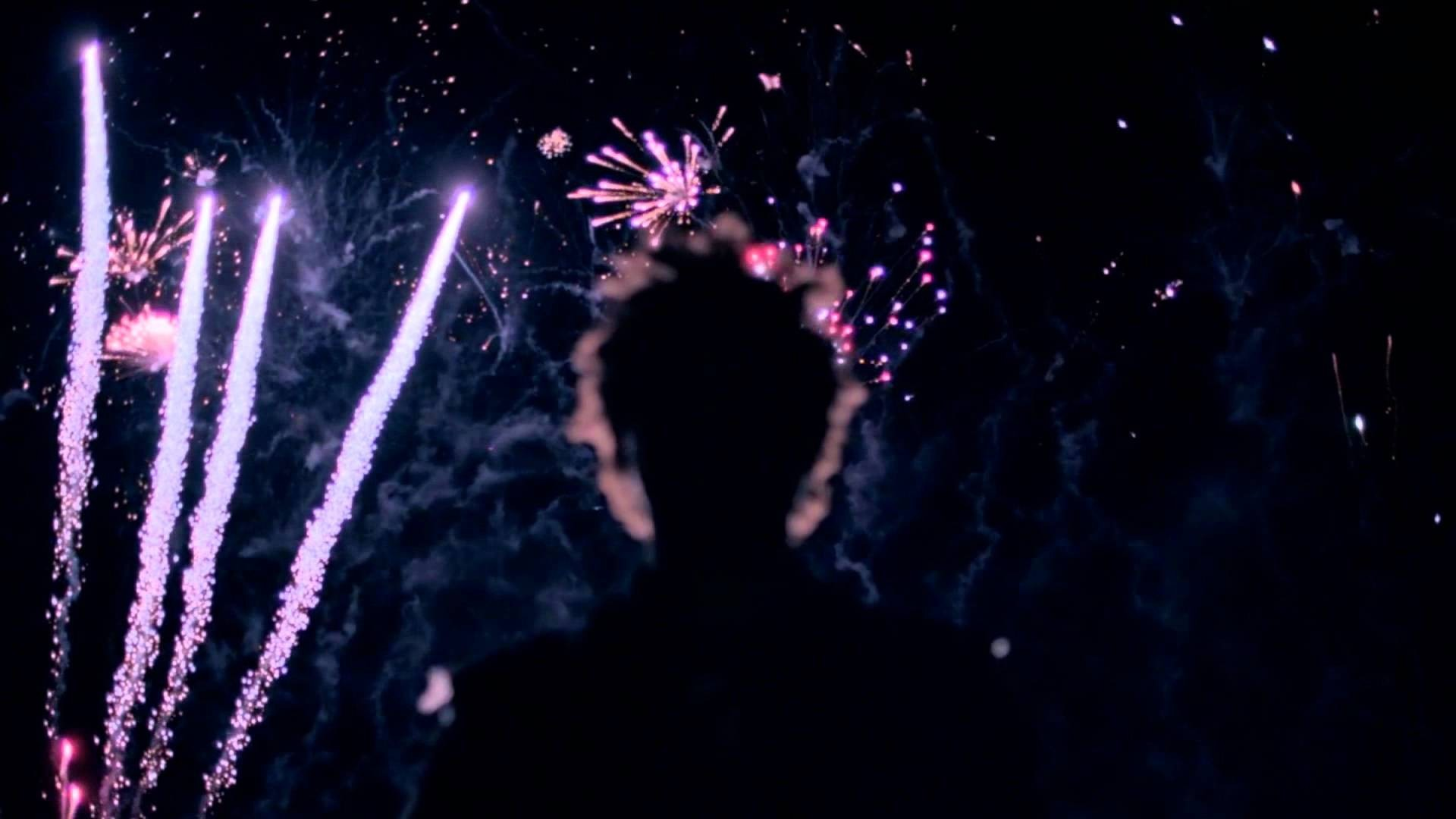 1920x1080 The Weeknd Fireworks Close Up • Rap Wallpapers