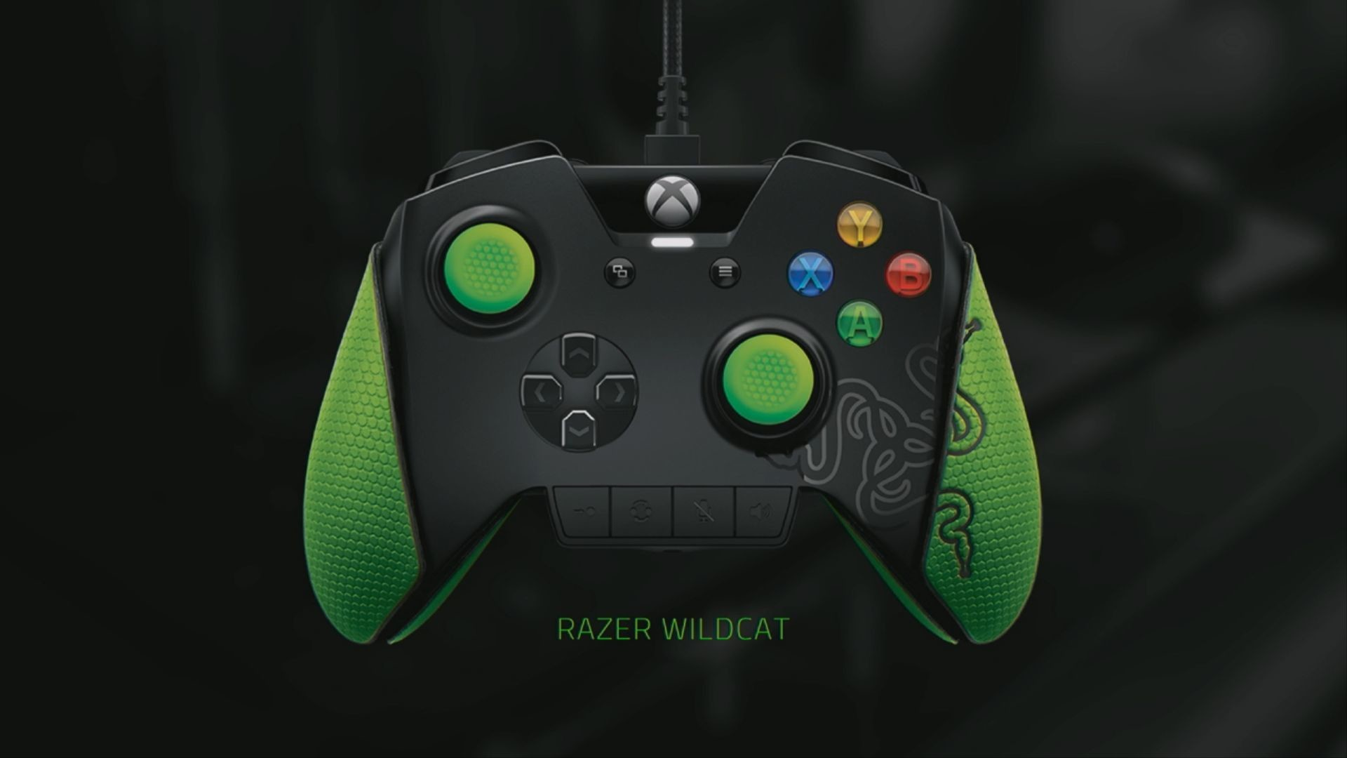 1920x1080 Razer Wildcat Xbox One Controller Announced; Durable but Lighter than  Microsoft's Controller: $149.99