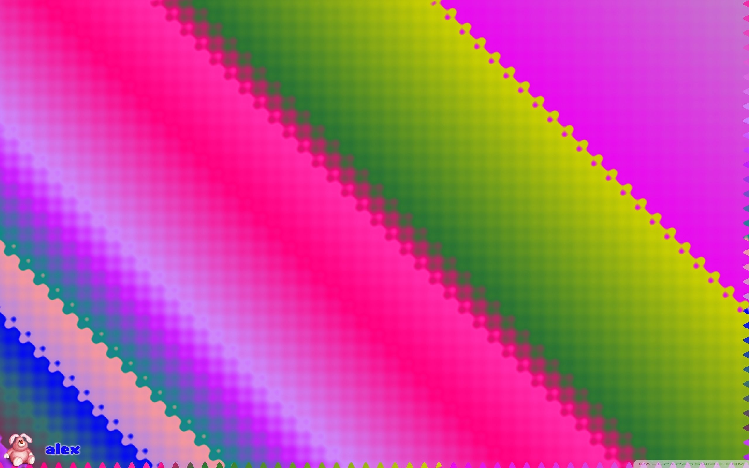 2560x1600 Colorful Abstract Background