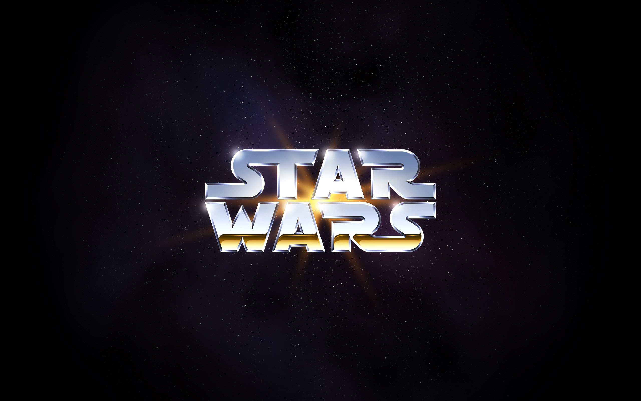 2560x1600 Star Wars Logo Wallpapers - Wallpaper Cave