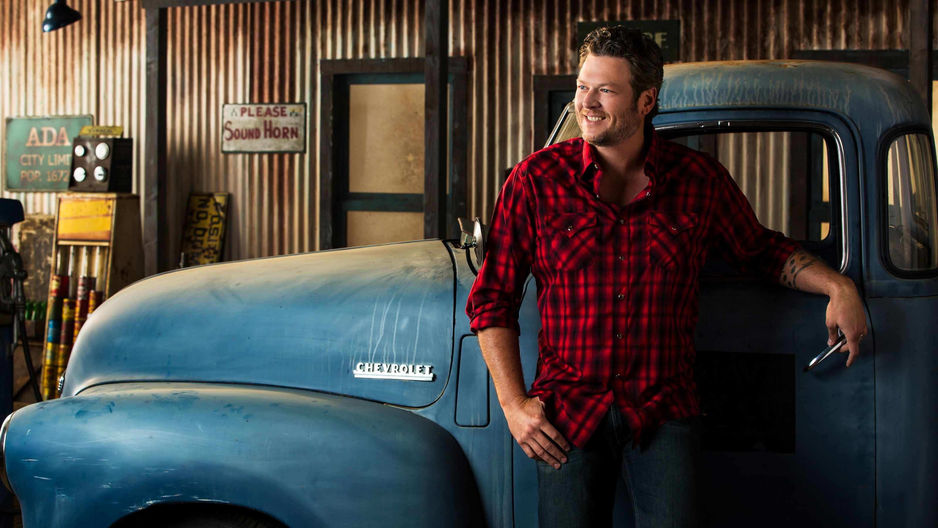3200x1800 Blake Shelton Country Music · HD Wallpaper | Background ID:575388