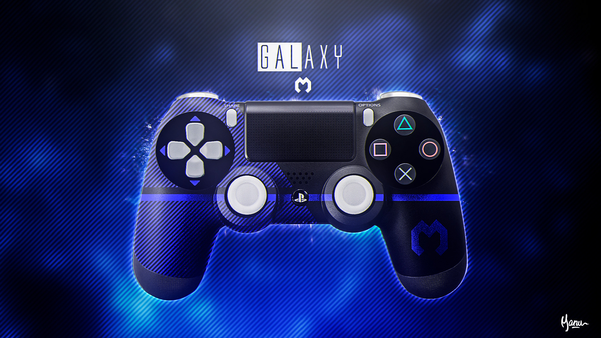 1920x1080 ... Adveirsement Personal Scuf - Galaxy by manufuentes9
