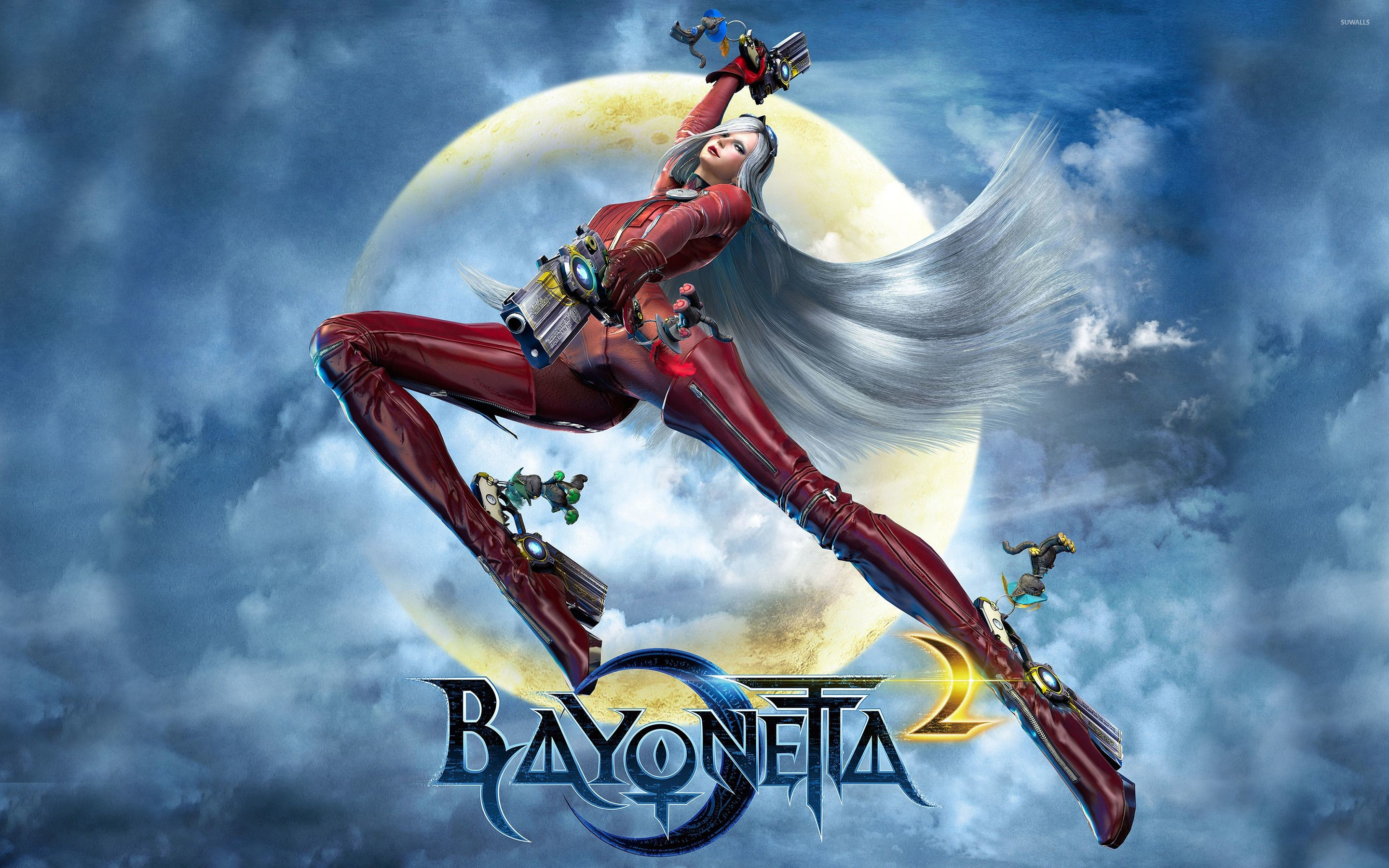 2880x1800 Bayonetta 2 - Jeanne Full HD Wallpaper and Background Image .