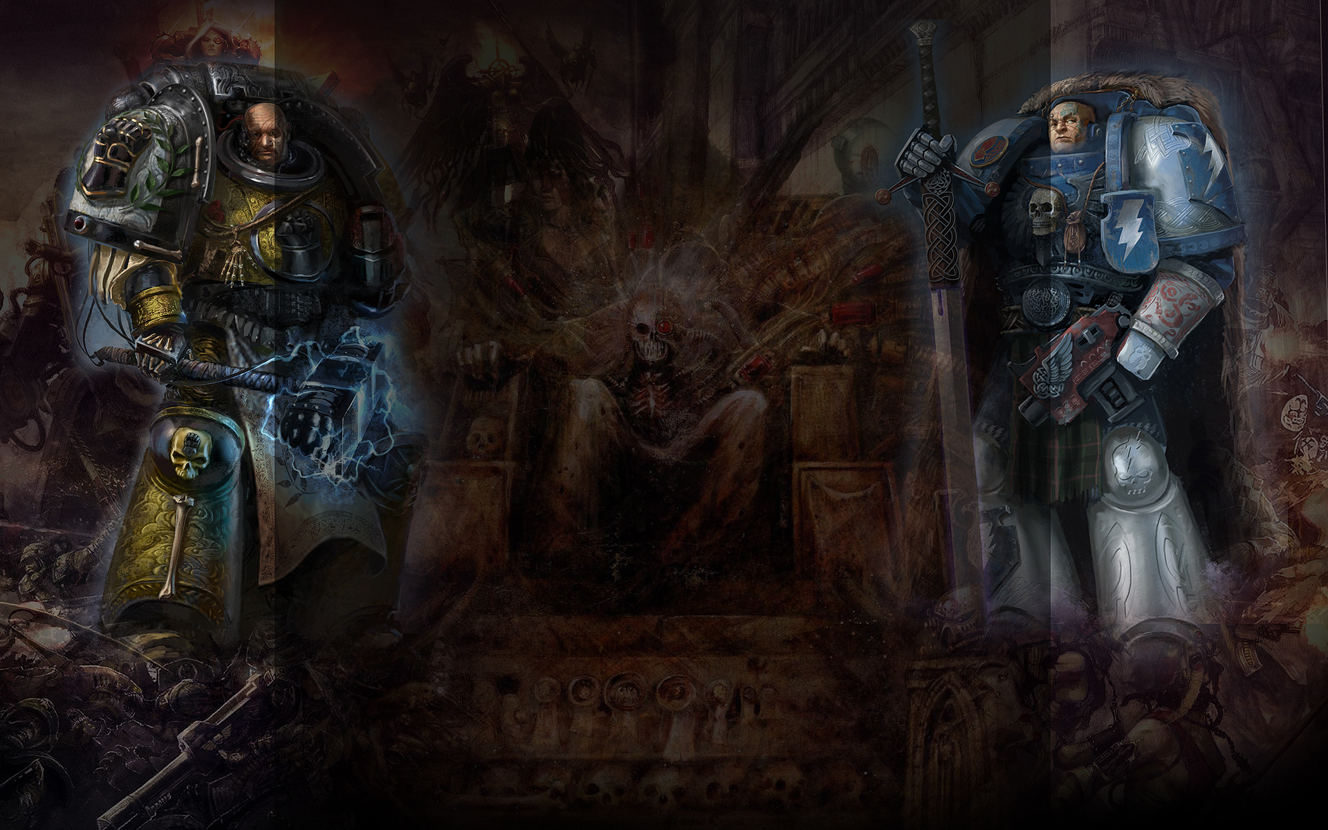 1920x1200 imperial fists wallpaper - photo #36. Bjorns Banners