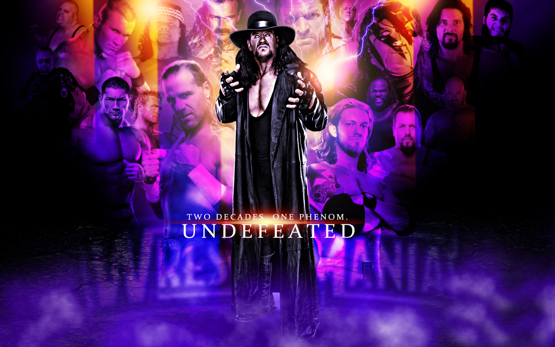 1920x1200 Hd Wallpapers Of Undertaker Wallpaper Galleries
