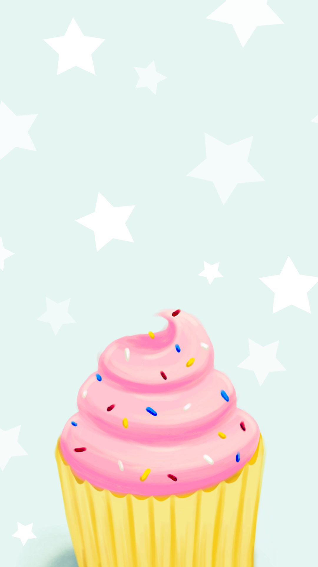 Kawaii Cupcake Wallpaper 50 images
