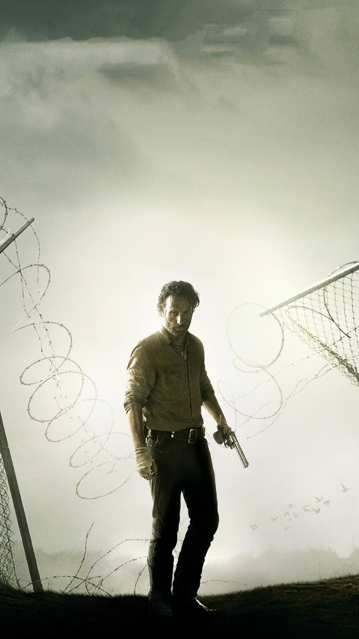 The Walking Dead iPhone Wallpaper (67+ images)