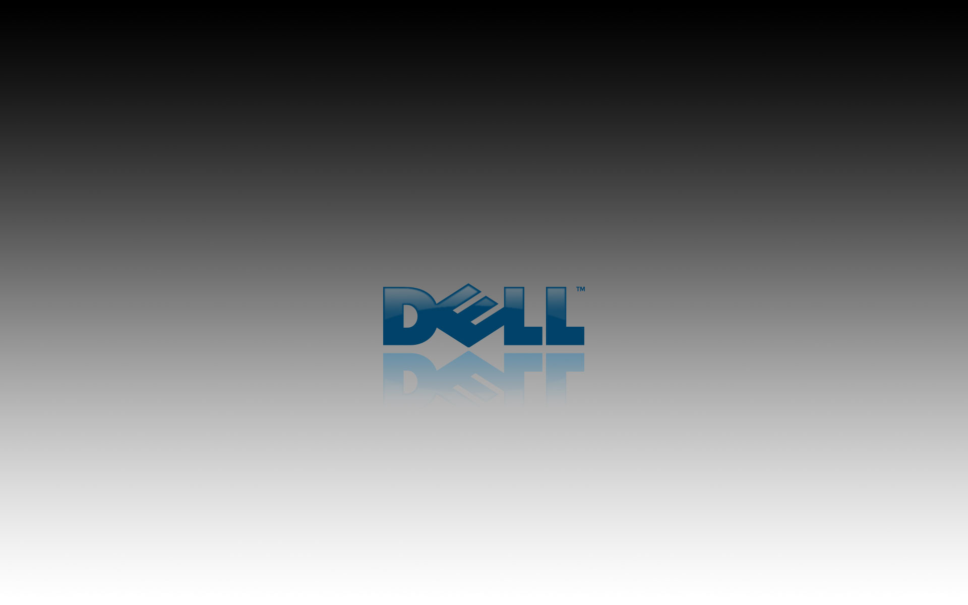1920x1200 Dell Gradient Computer Wallpaper 58778