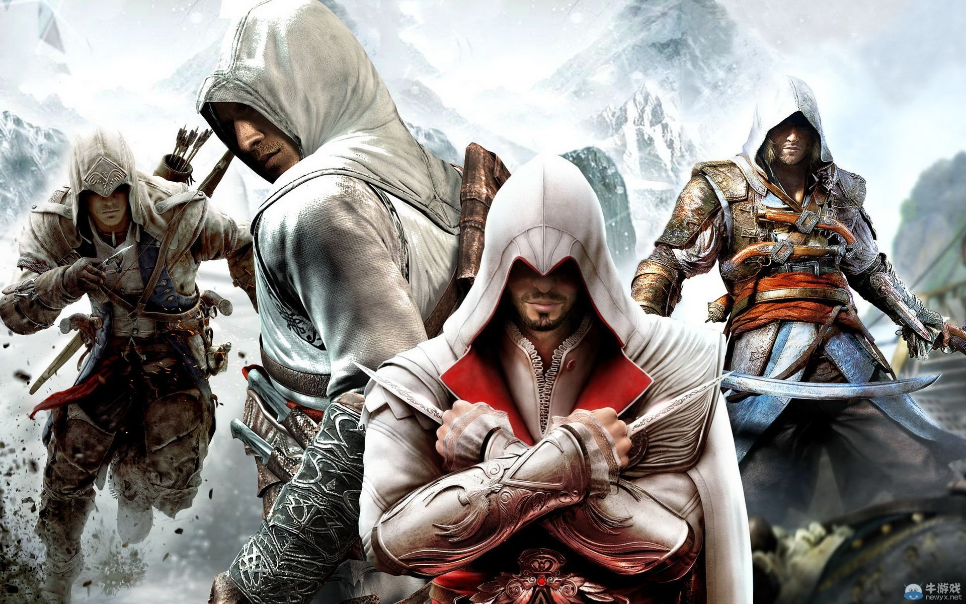 Assassins Creed Stream Hd