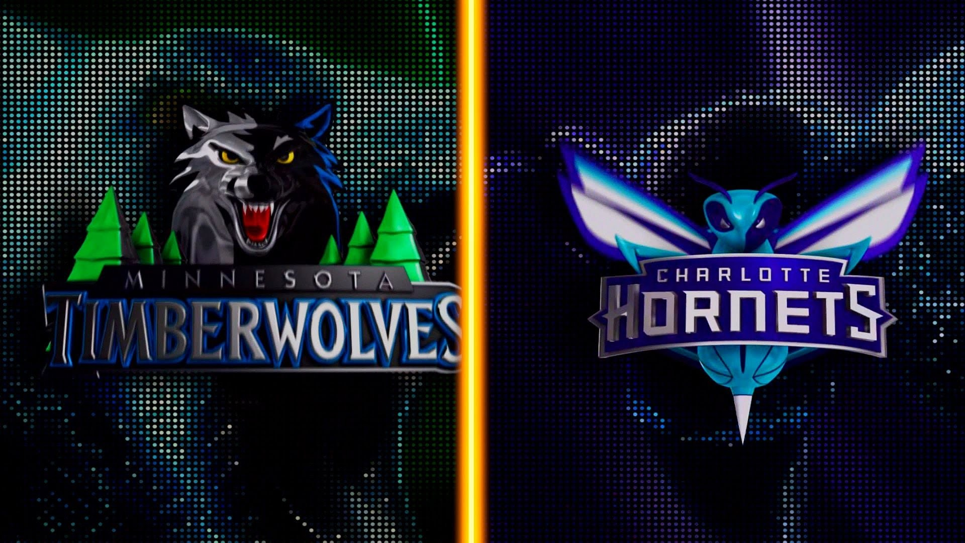 1920x1080 PS4: NBA 2K16 - Minnesota Timberwolves vs. Charlotte Hornets [1080p 60 FPS]  - YouTube