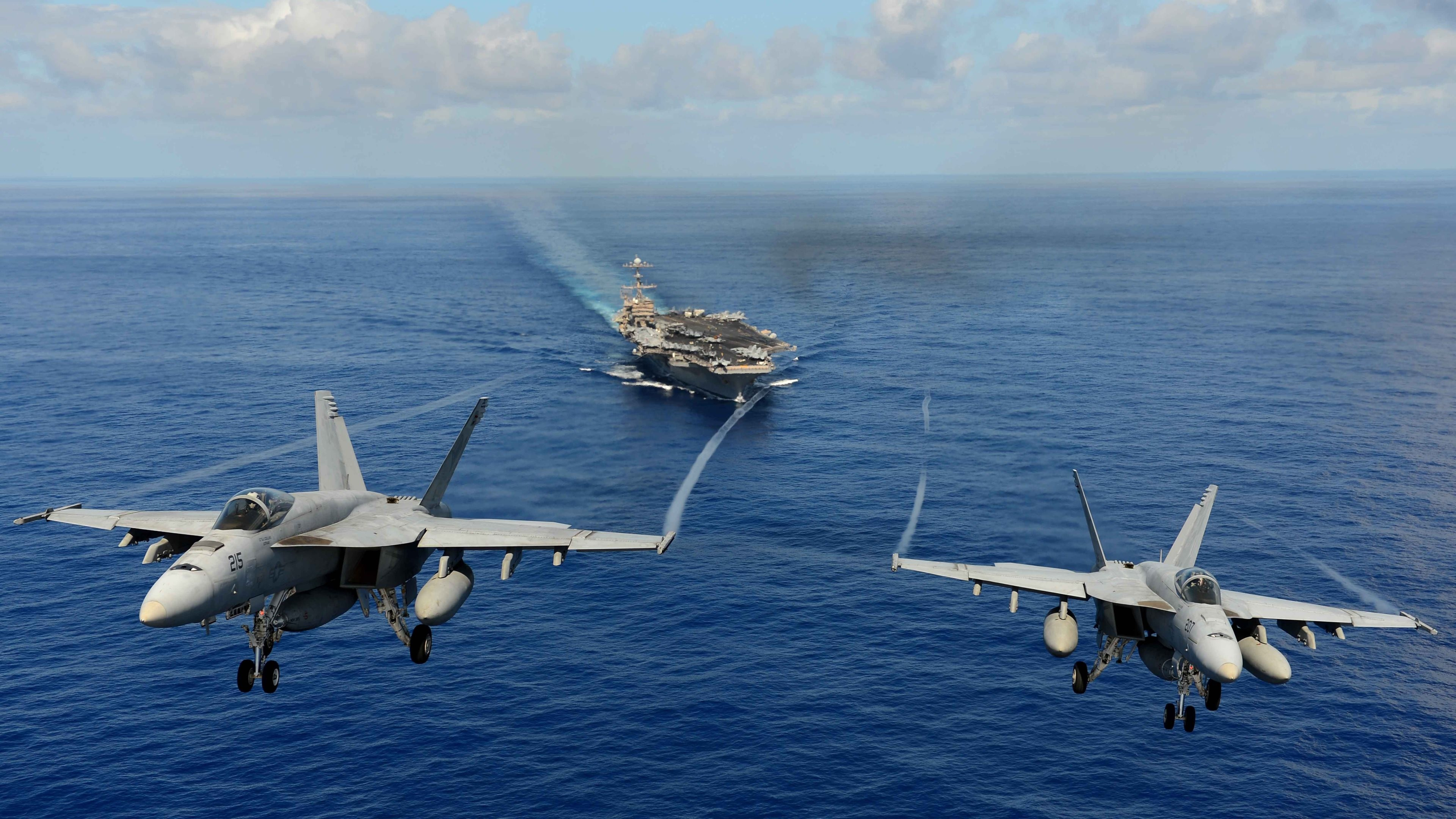 3840x2160 F/A 18 Super Hornet Wallpapers Wallpapers) – HD Wallpapers