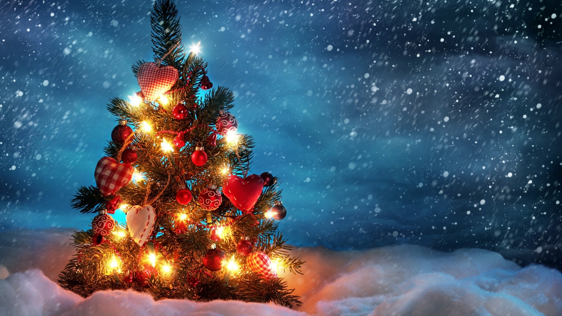 1920x1080 Christmas Wallpapers Widescreen