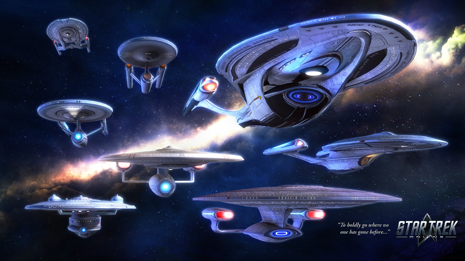 1920x1080 Star Trek Enterprise Ship wallpaper