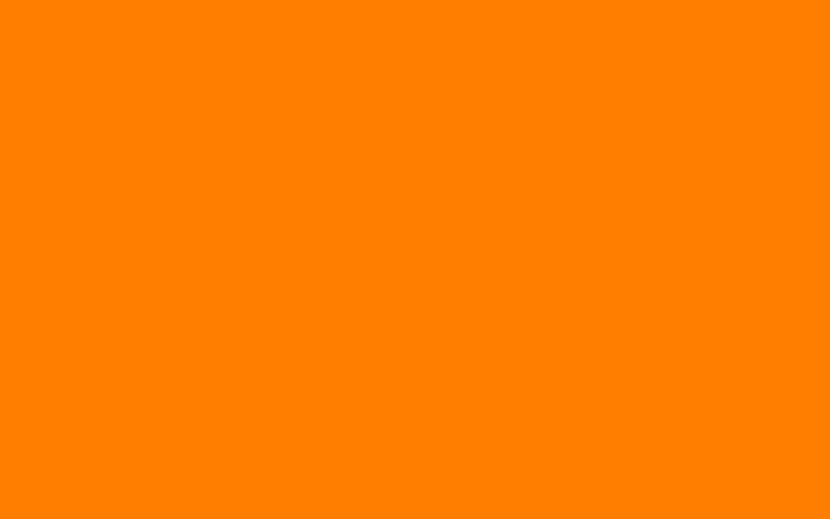 2880x1800 Orange Solid Color Background View And Download The Below