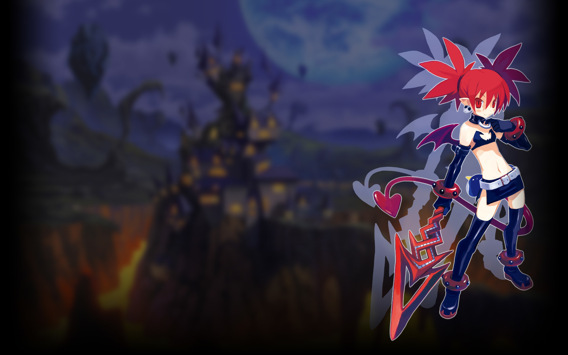 1920x1200 Disgaea 2 PC Wallpaper 005 – Etna Wallpapers Ethereal