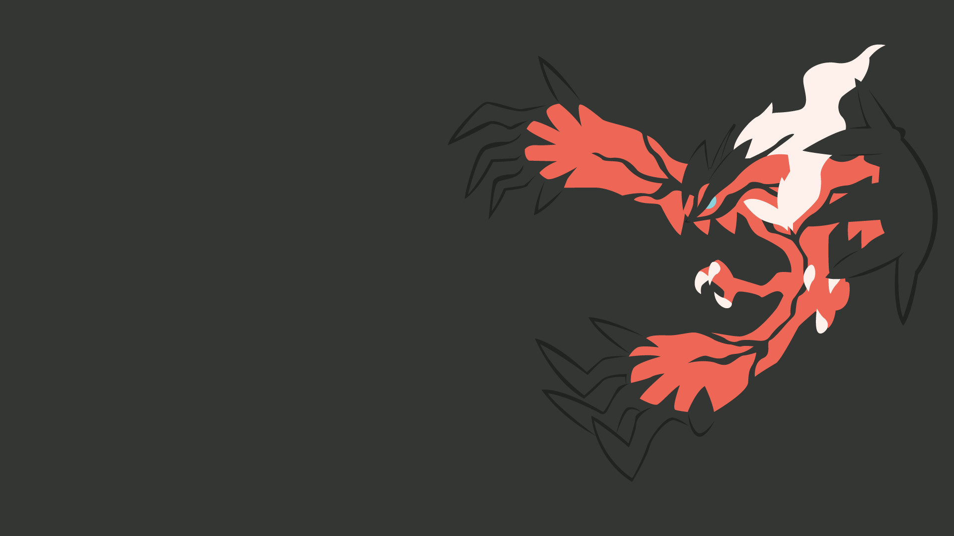 1920x1080 ... yveltal hd wallpapers ...