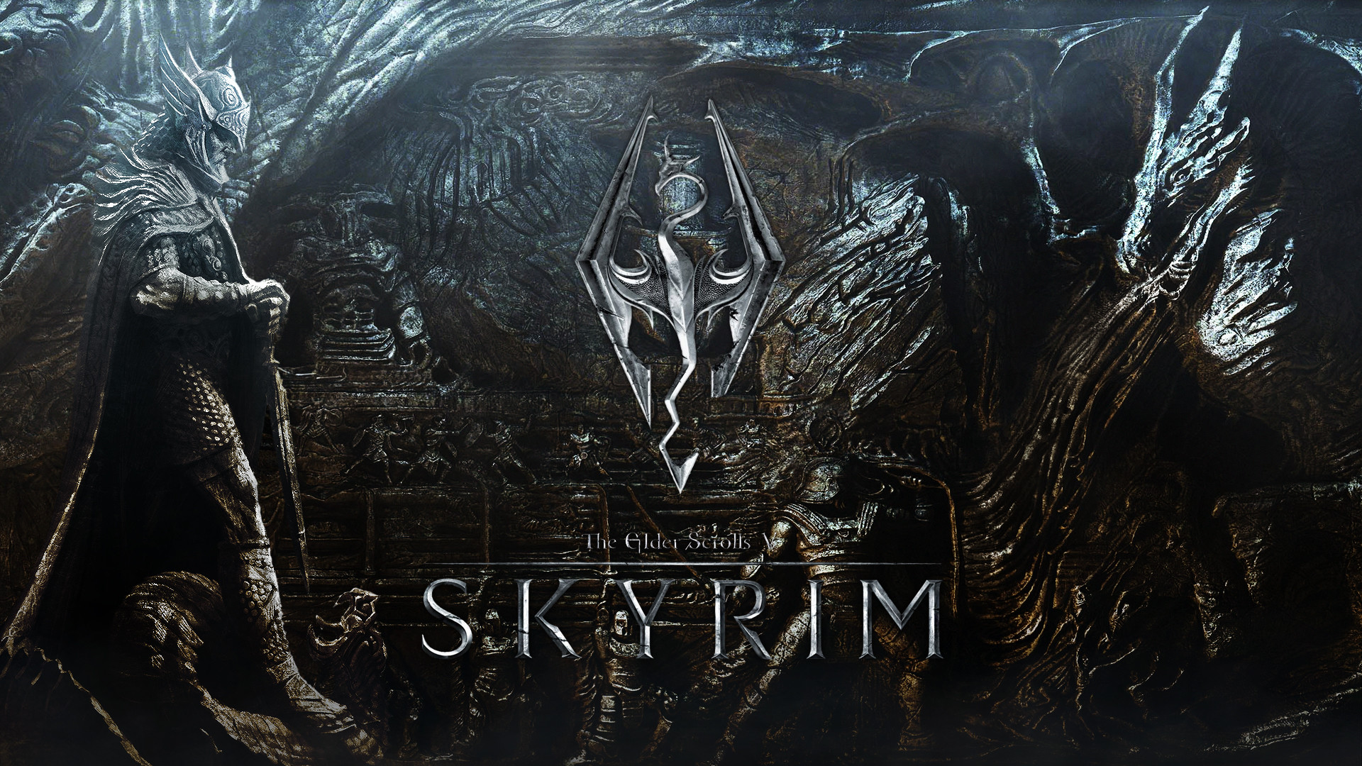 Epic Skyrim Wallpapers (69+ Images